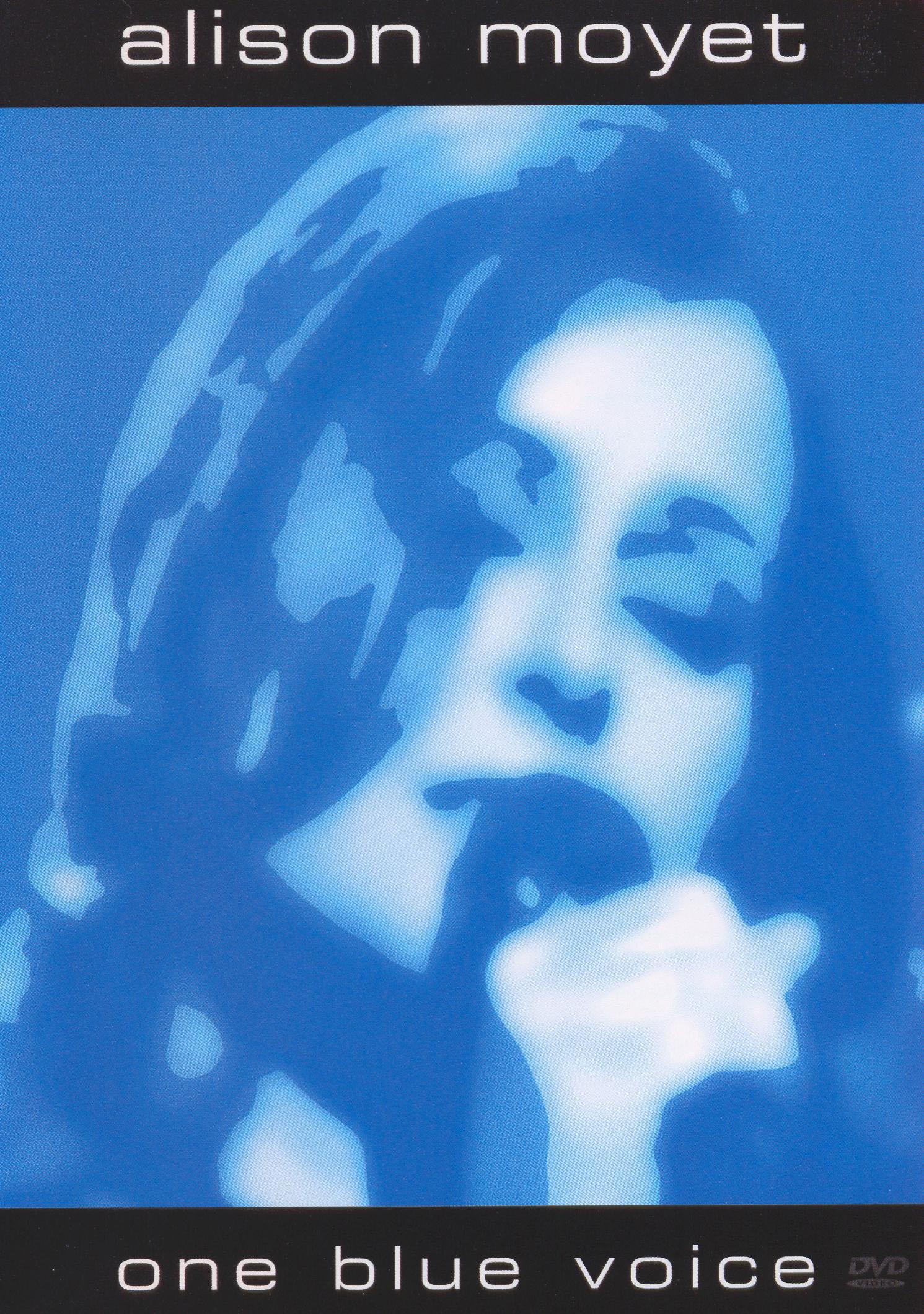 Alison Moyet: One Blue Voice