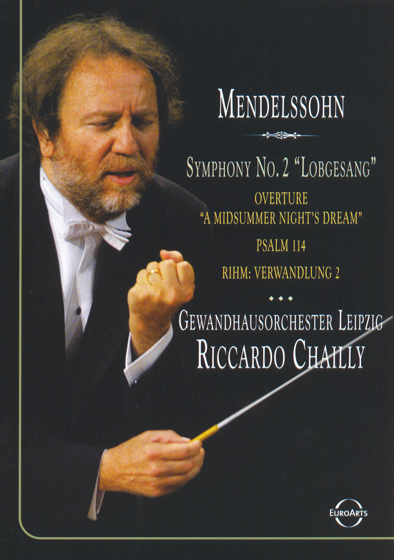 Mendelssohn: Symphony No. 2 - Lobgesang