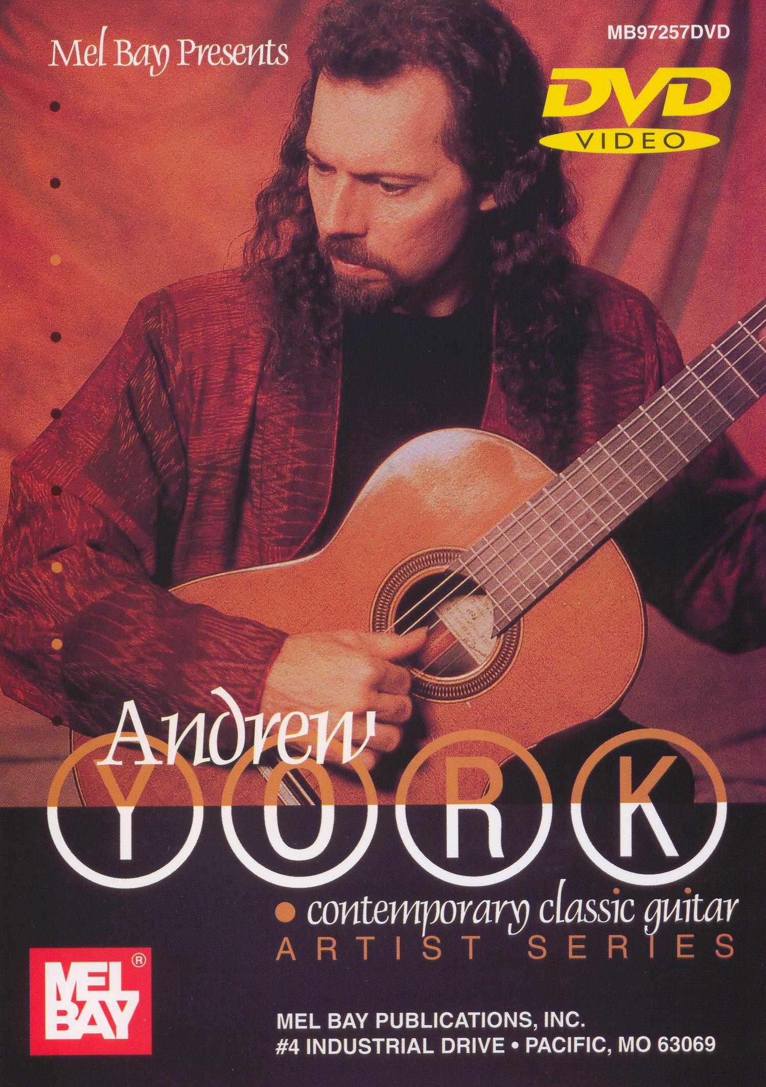 Andrew York: Contemporary Classic Guitar