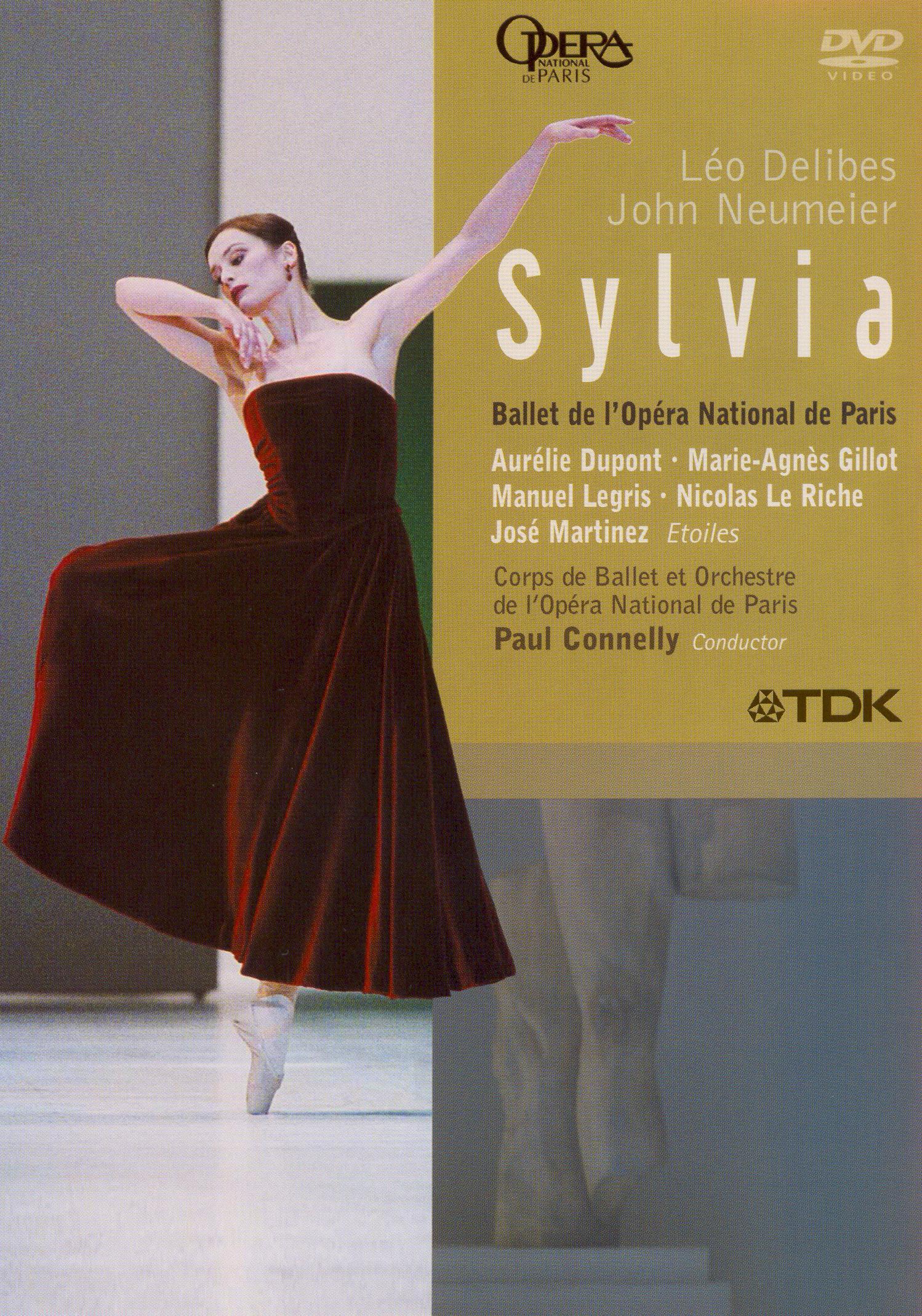 Sylvia (Ballet de l'Opera National de Paris)