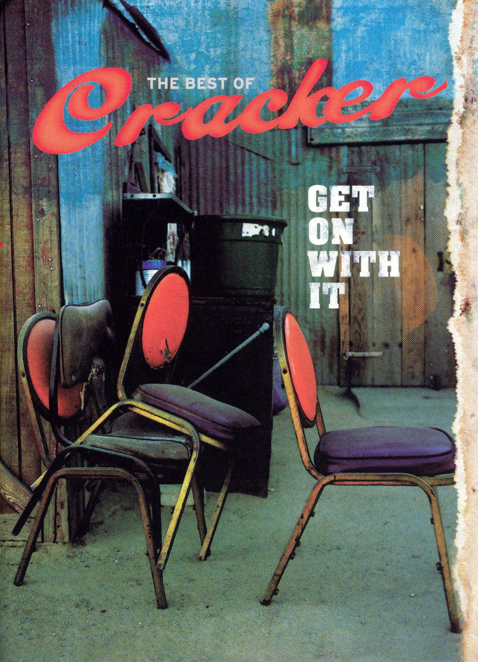 Cracker: Get on With It - The Best of Cracker