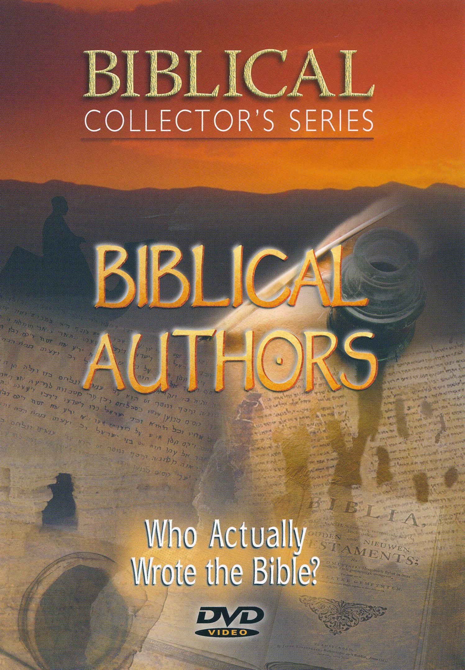 Biblical Collector's Series: Biblical Authors