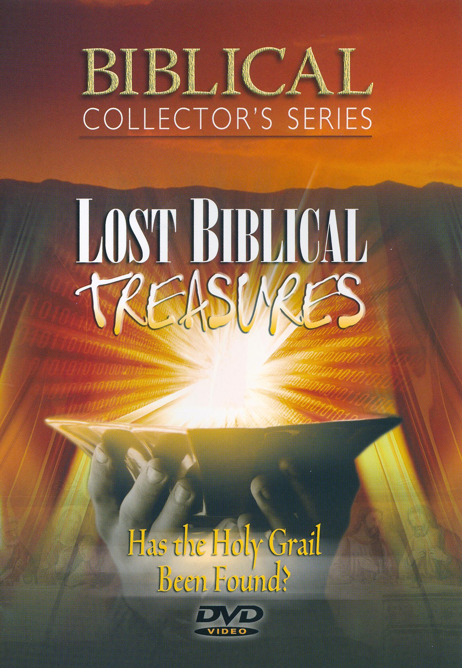 Biblical Collector's Series: Lost Biblical Treasures