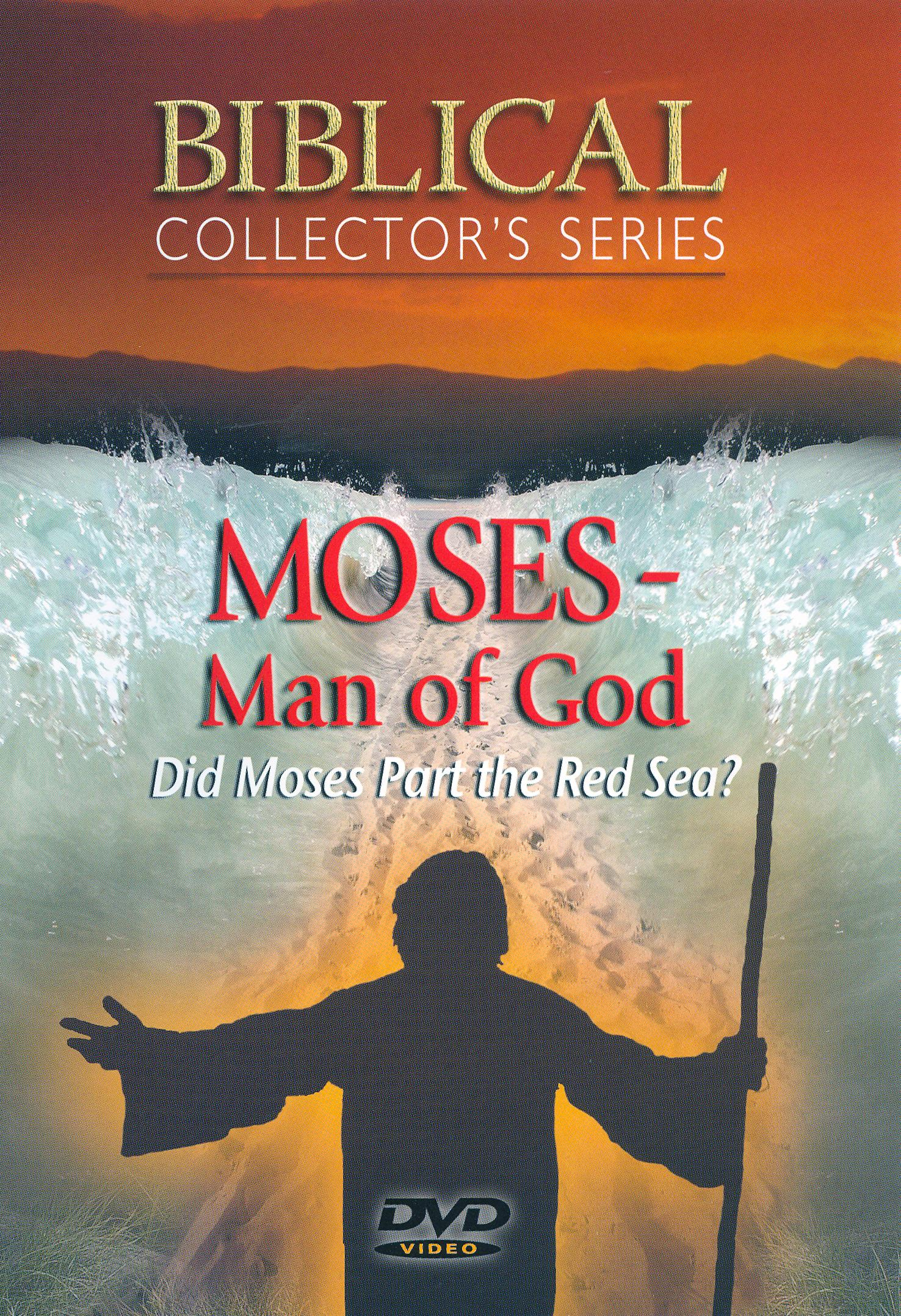 Biblical Collector's Series: Moses - Man of God