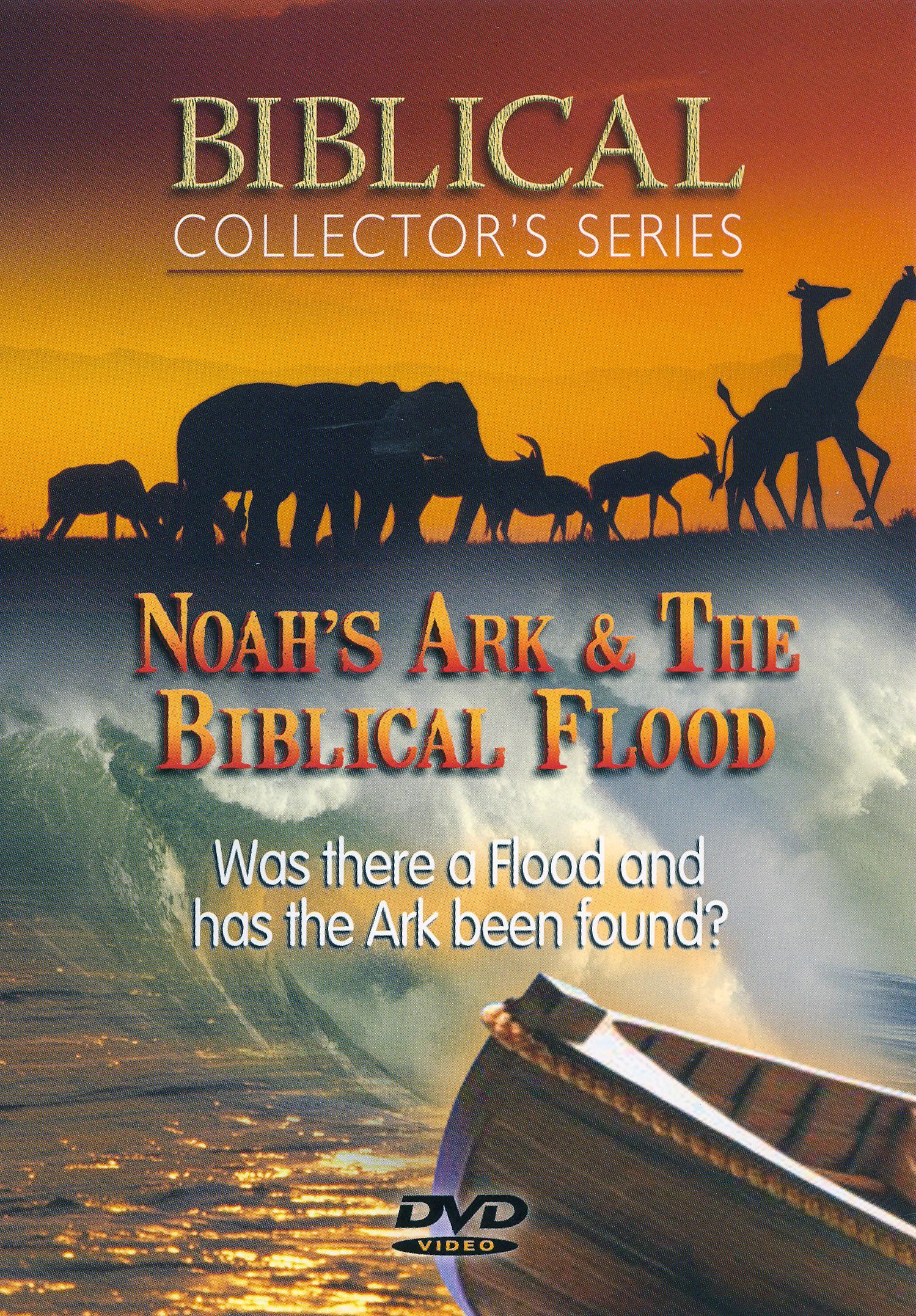 Biblical Collector's Series: Noah's Ark and the Biblical Flood