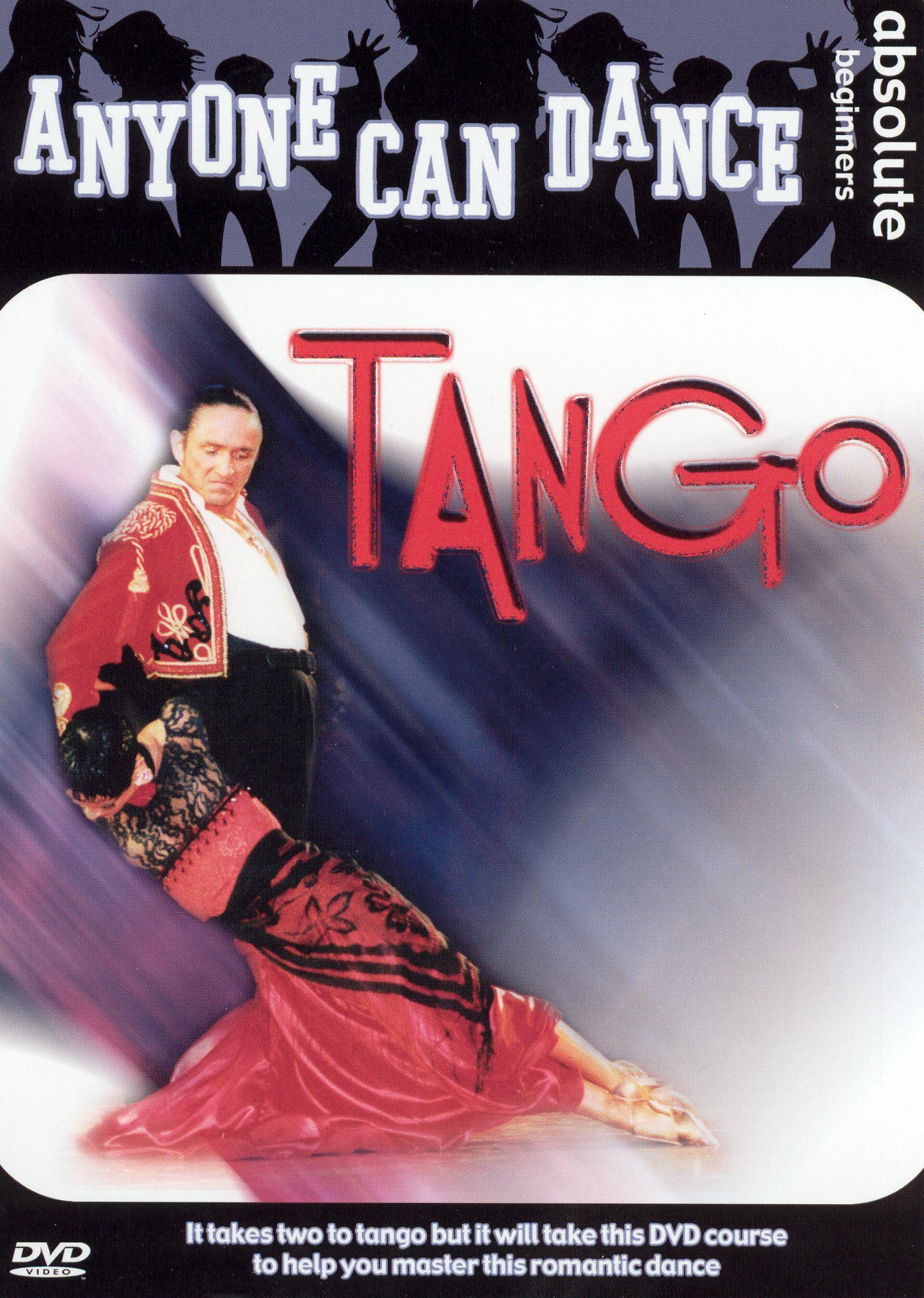 Anyone Can Dance: Tango