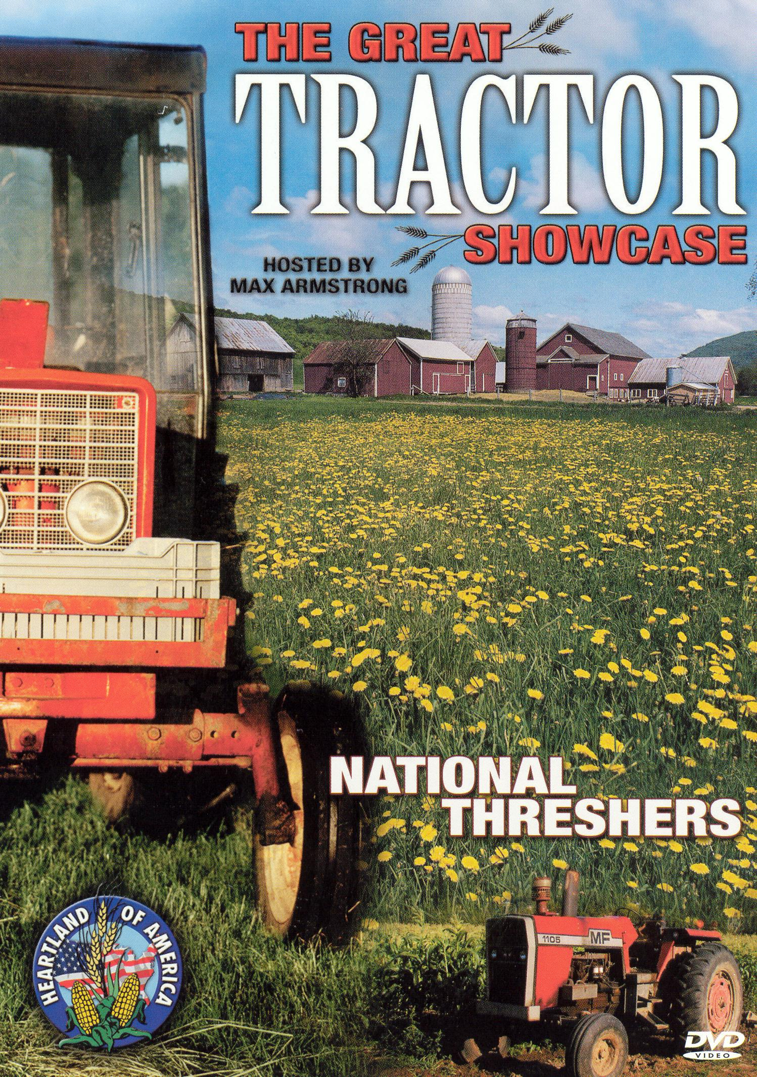 The Great Tractor Showcase: National Threshers