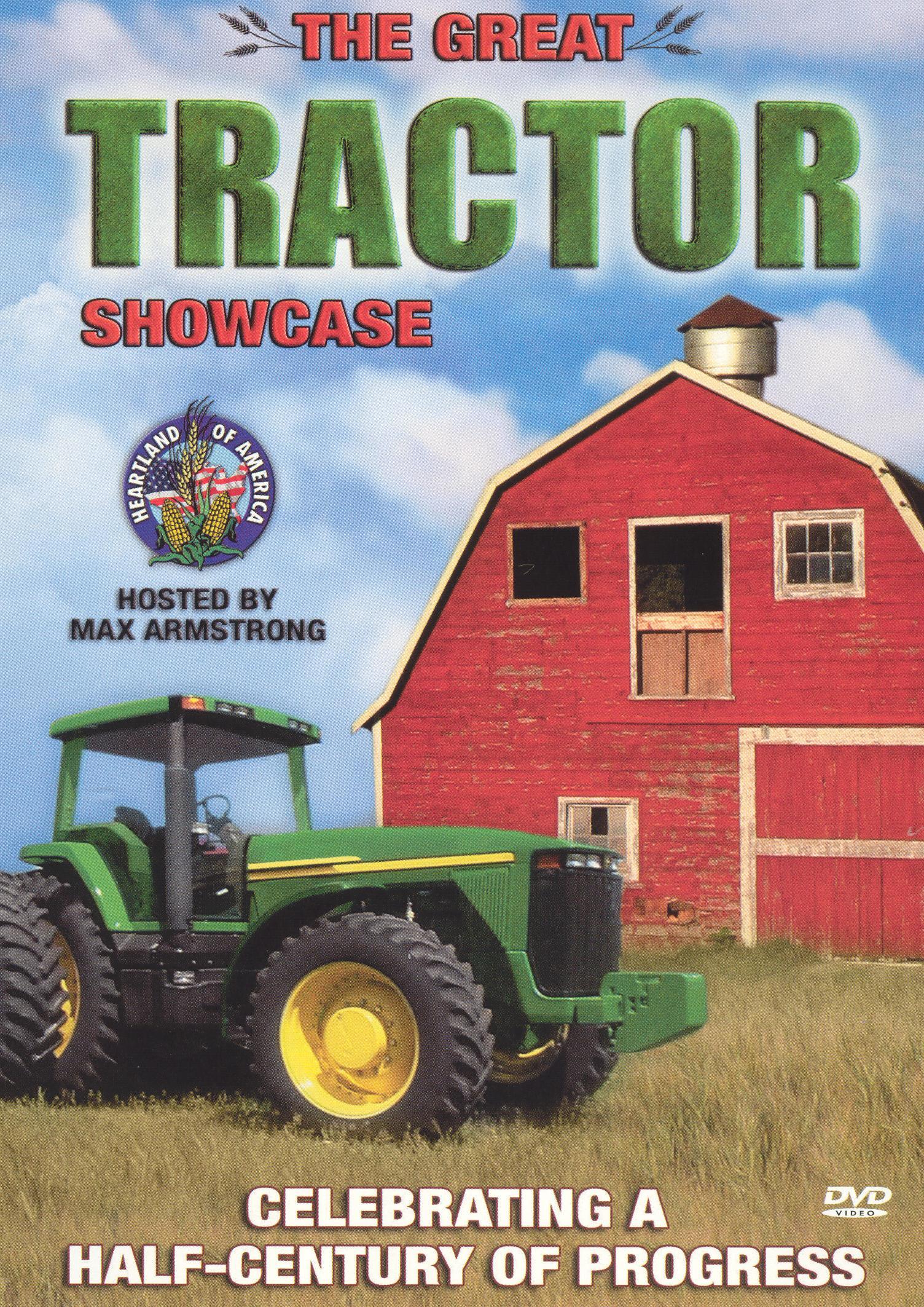 Great Tractor Showcase: Celebrating a Half-Century of Progress