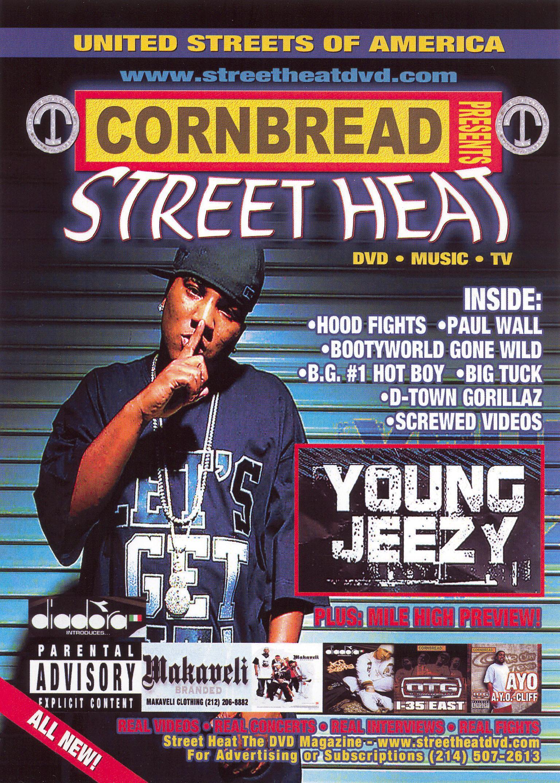 Cornbread Presents Street Heat, Vol. 16: Young Jeezy