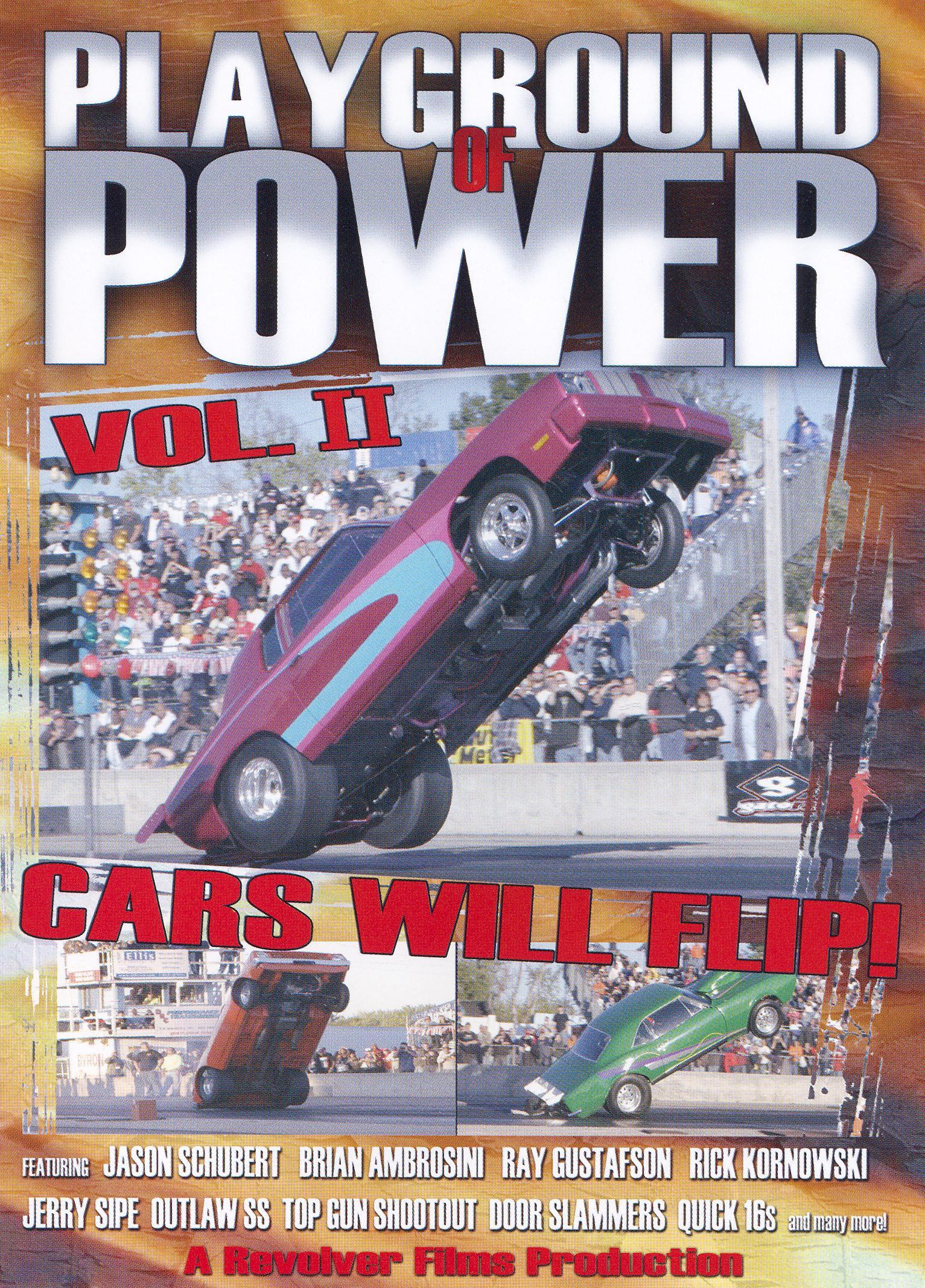 Playground of Power, Vol. 2