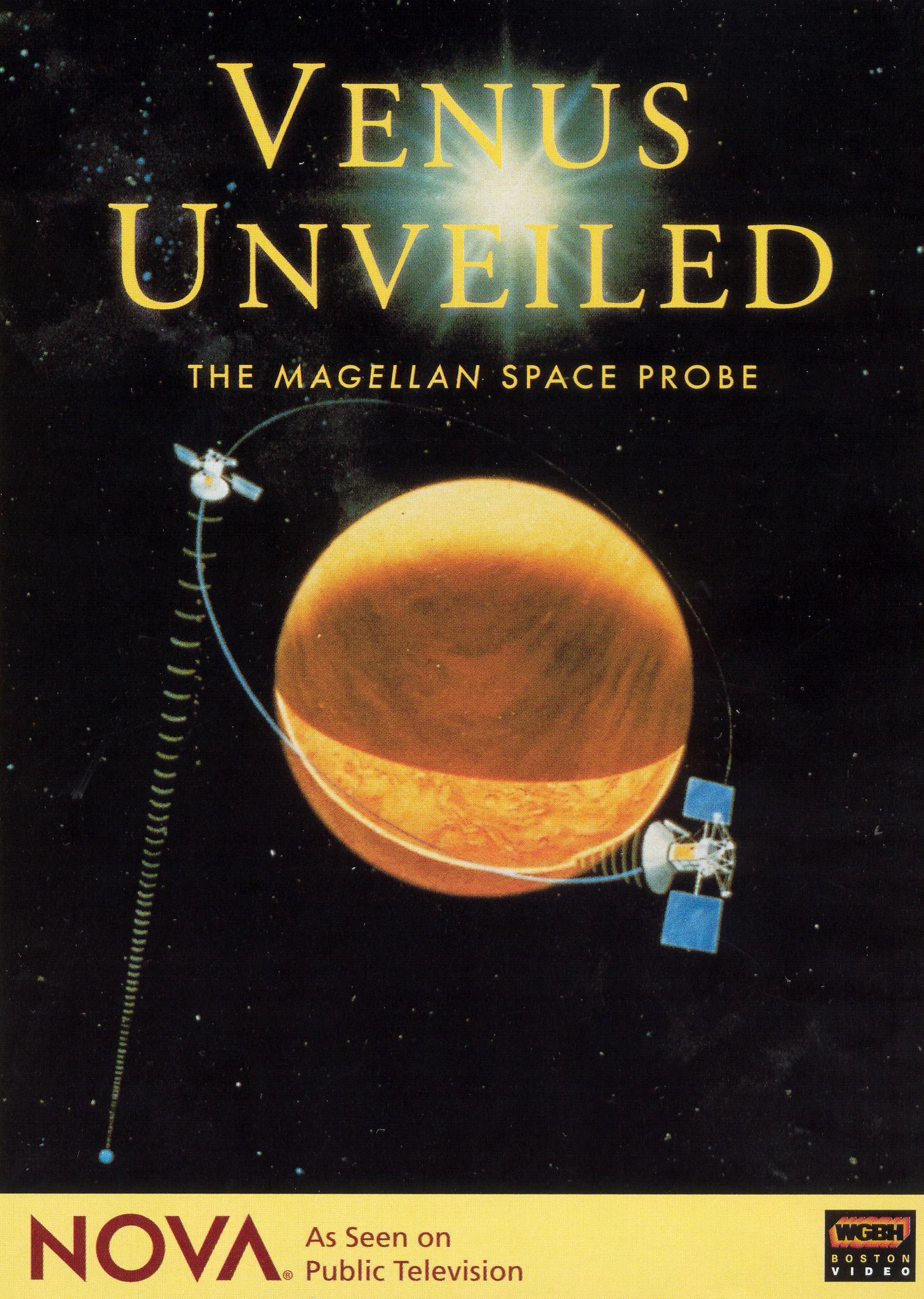 NOVA: Venus Unveiled - The Magellan Space Probe
