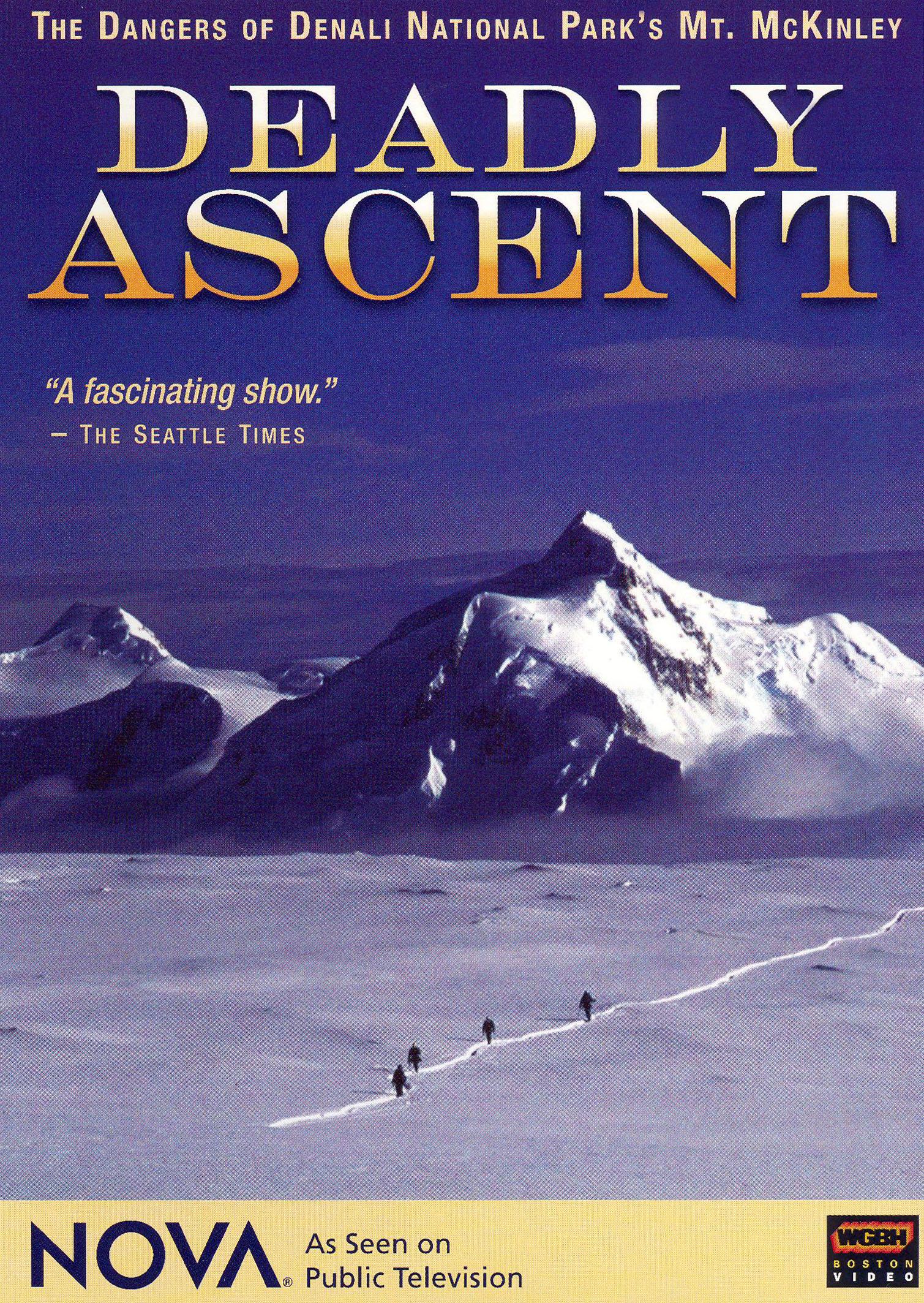 NOVA: Deadly Ascent - Mt. McKinley