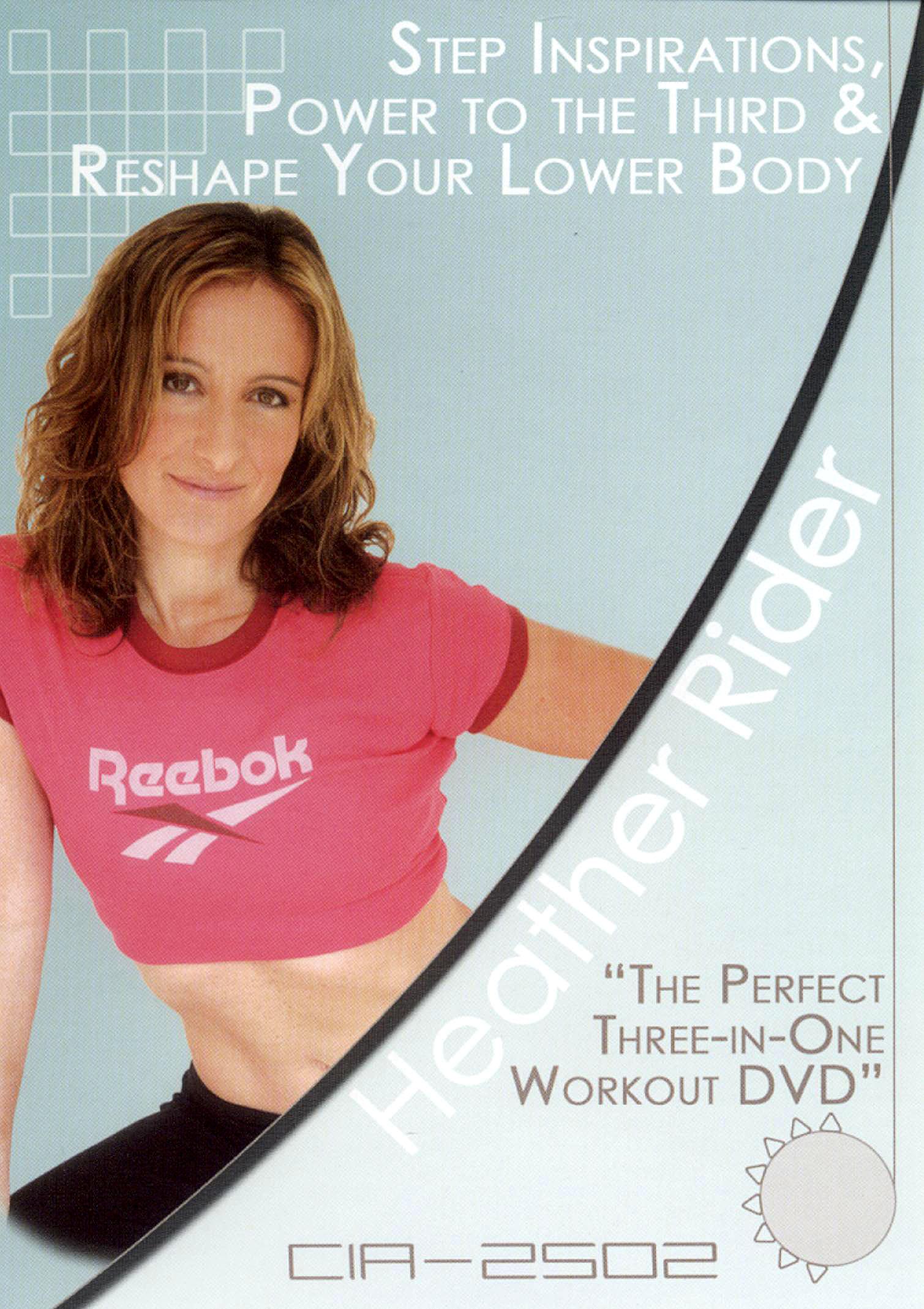 Heather Rider: Step Inspirations