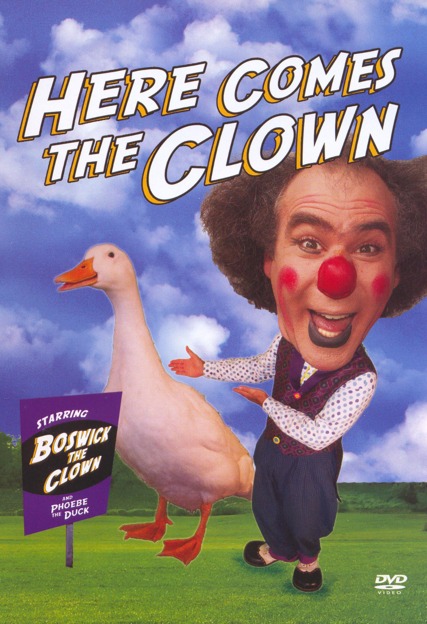 Here Comes the Clown