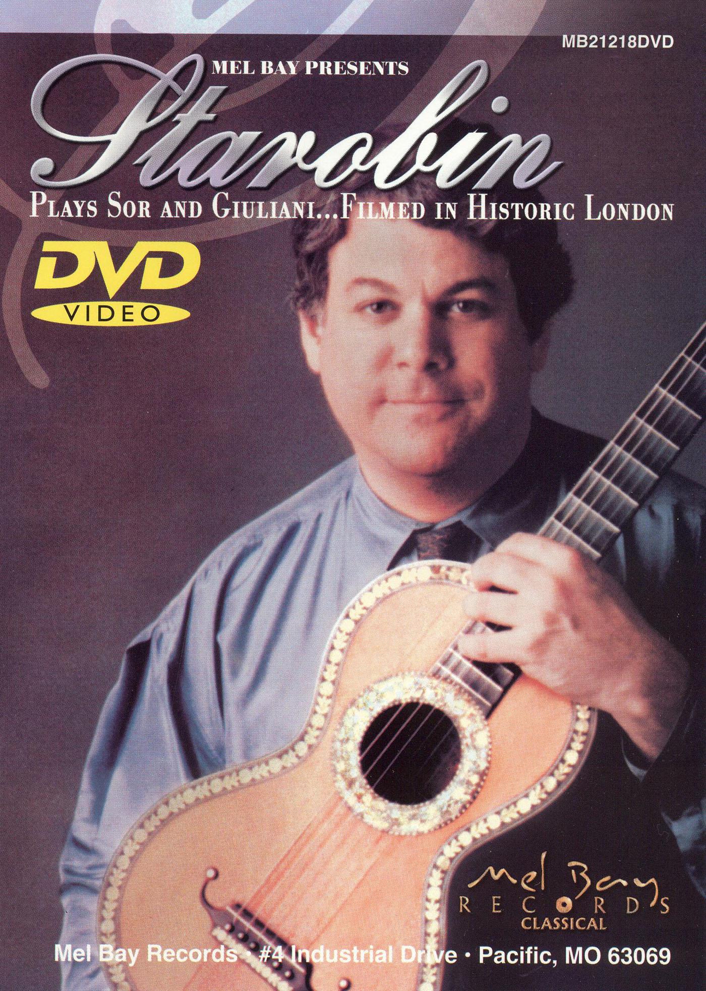 David Starobin: Starobin Plays Sor & Giuliani