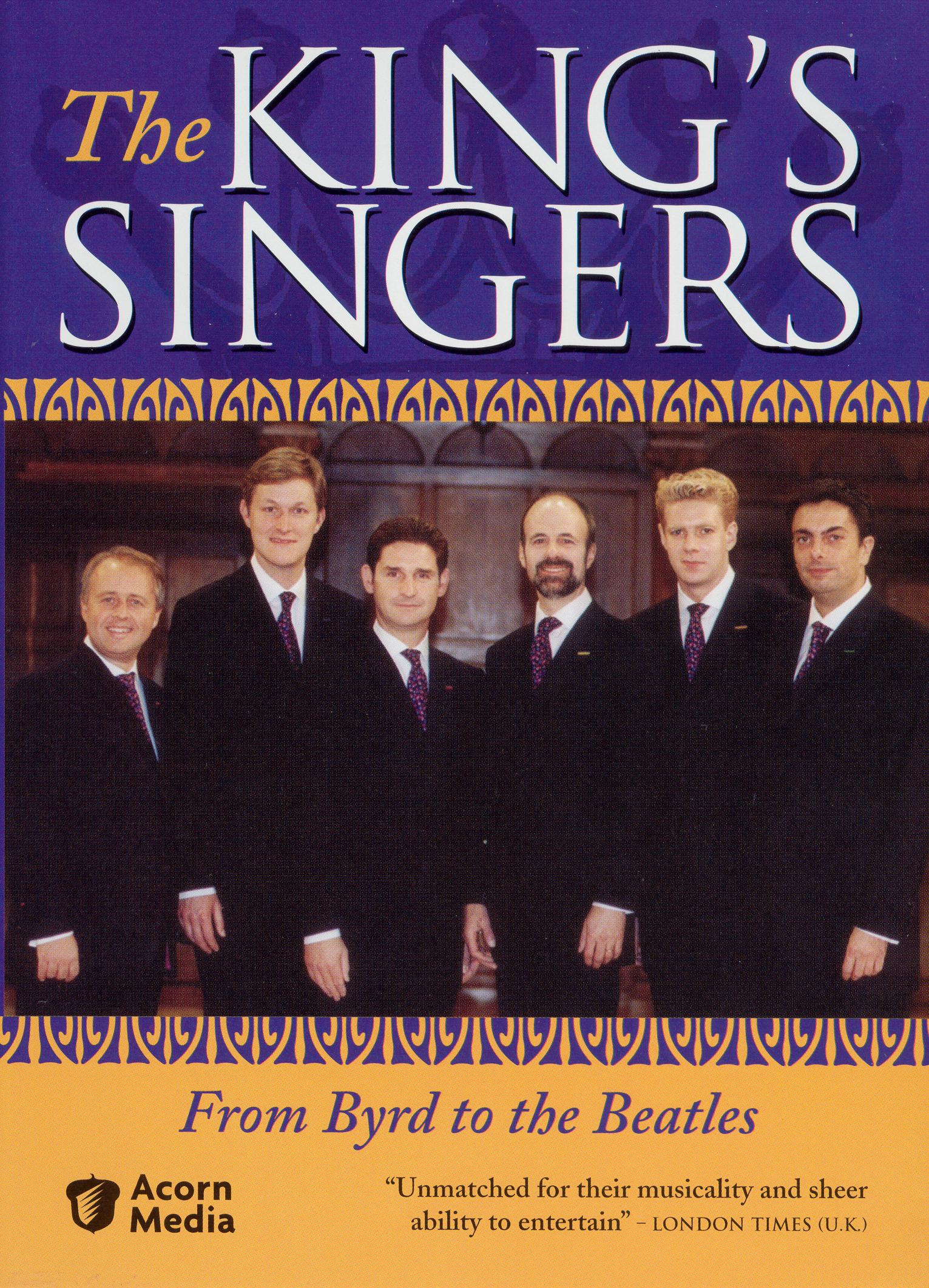 King's Singers: From Byrd to the Beatles
