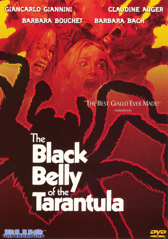La Tarantola dal ventre nero (1972)