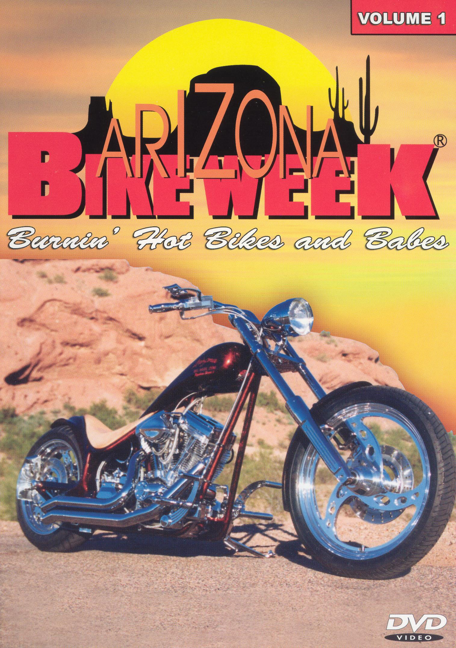 Arizona Bike Week, Vol. 1