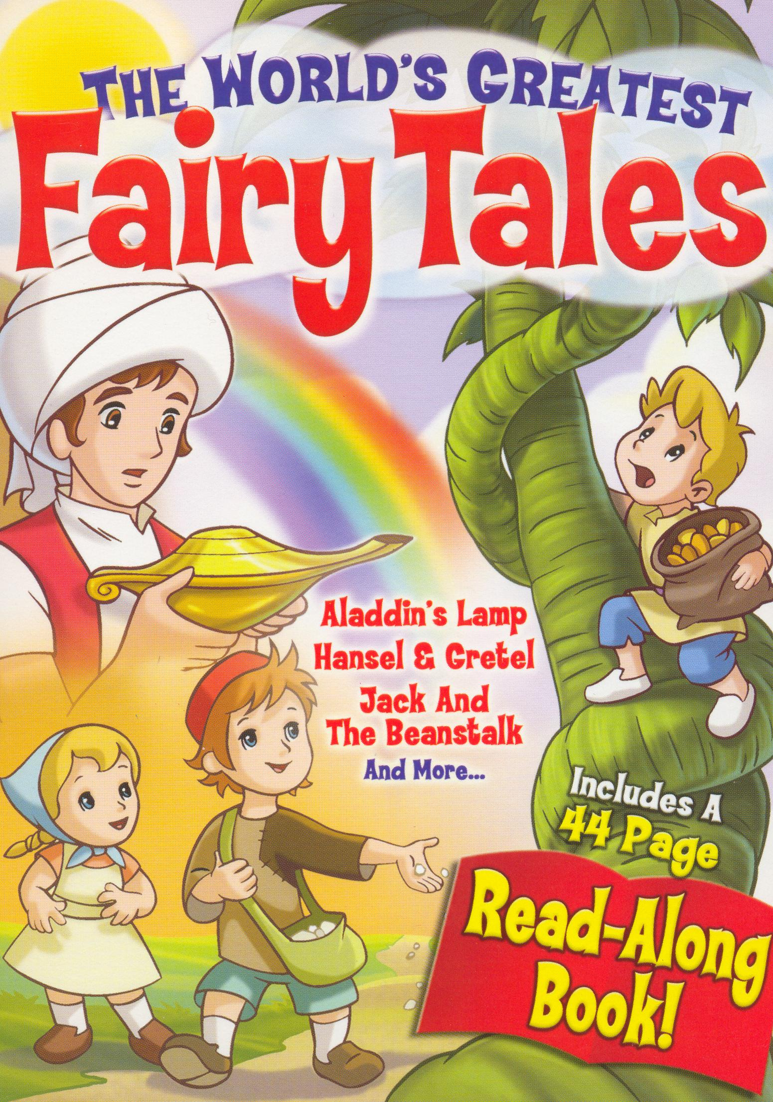 The World's Greatest Fairy Tales