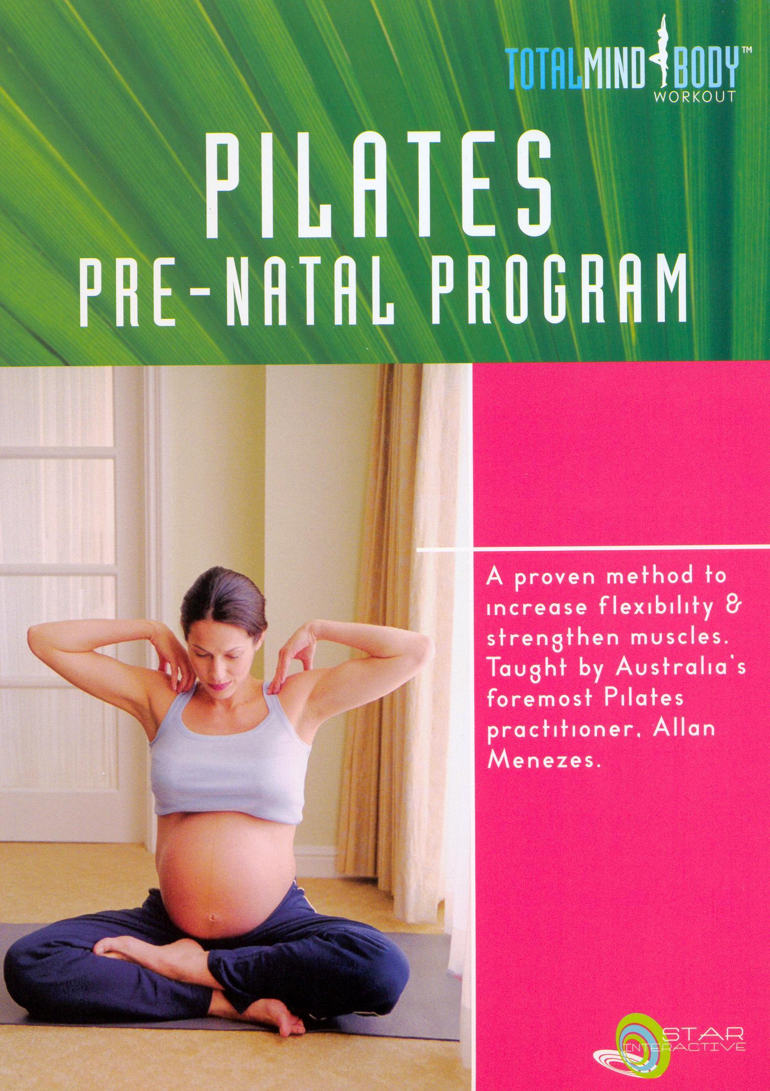 Pilates: Pre-Natal Program