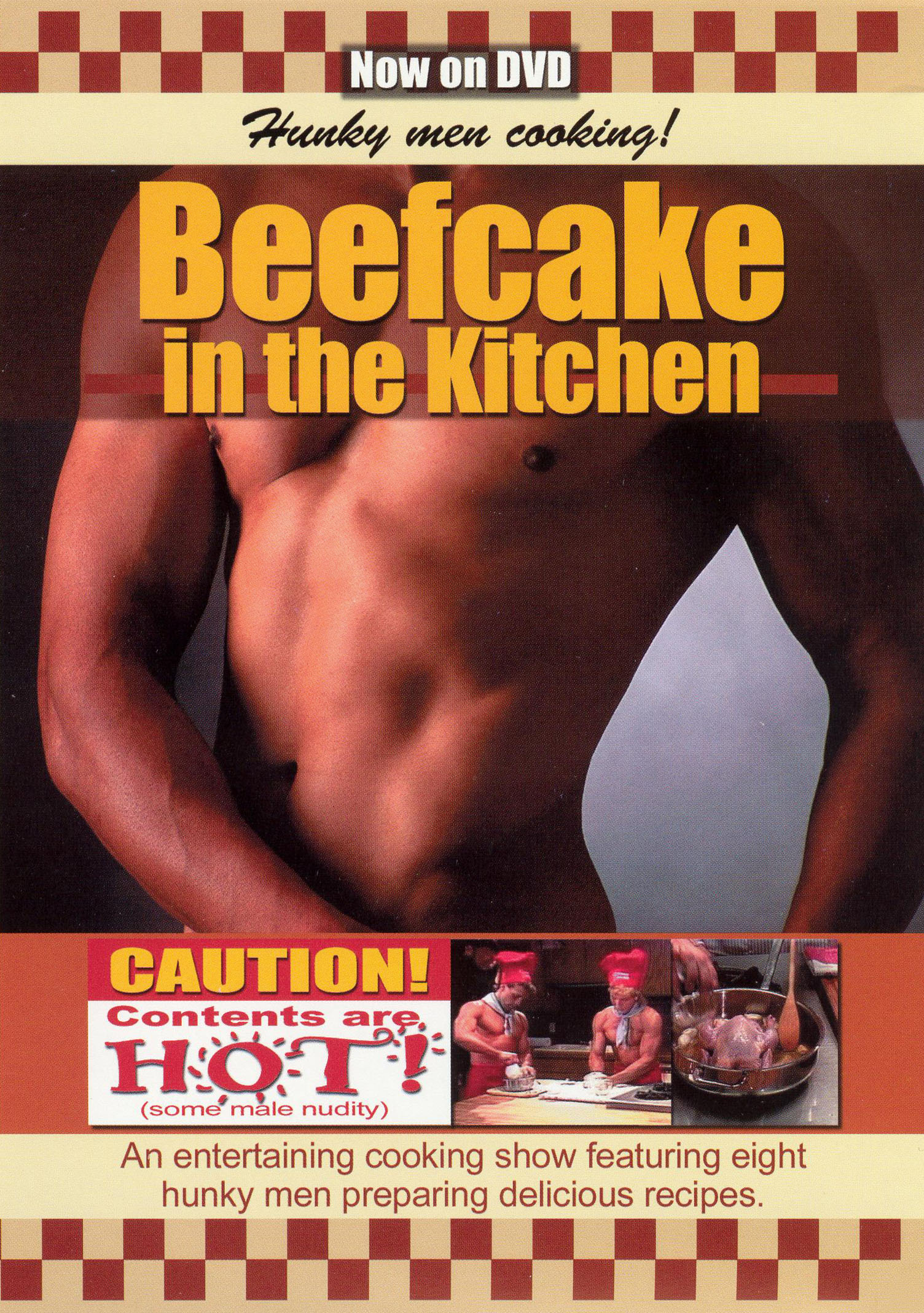 Beefcake in the Kitchen