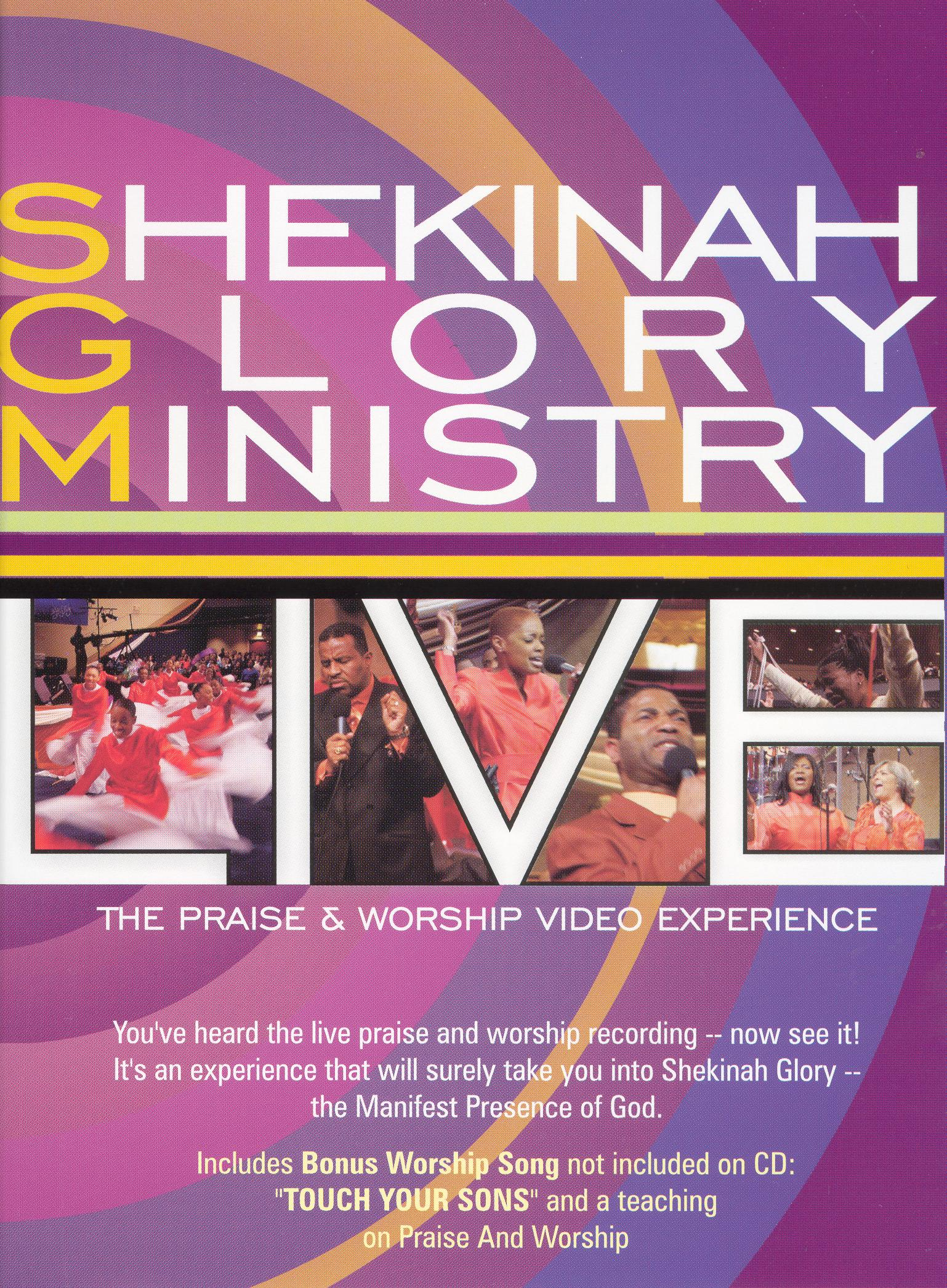 Shekinah Glory Ministry: Live