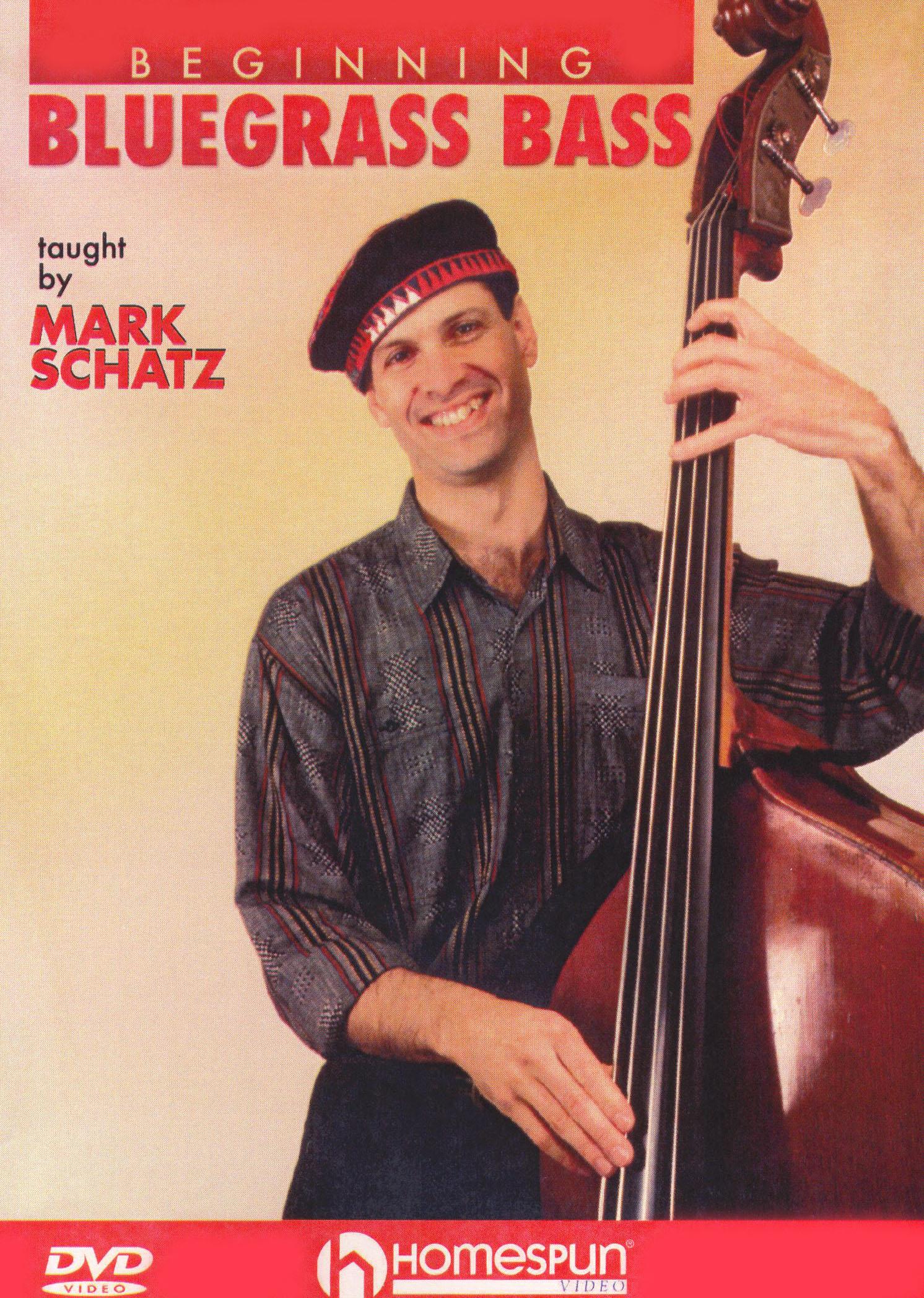 Mark Schatz: Beginning Bluegrass Bass, Level 2