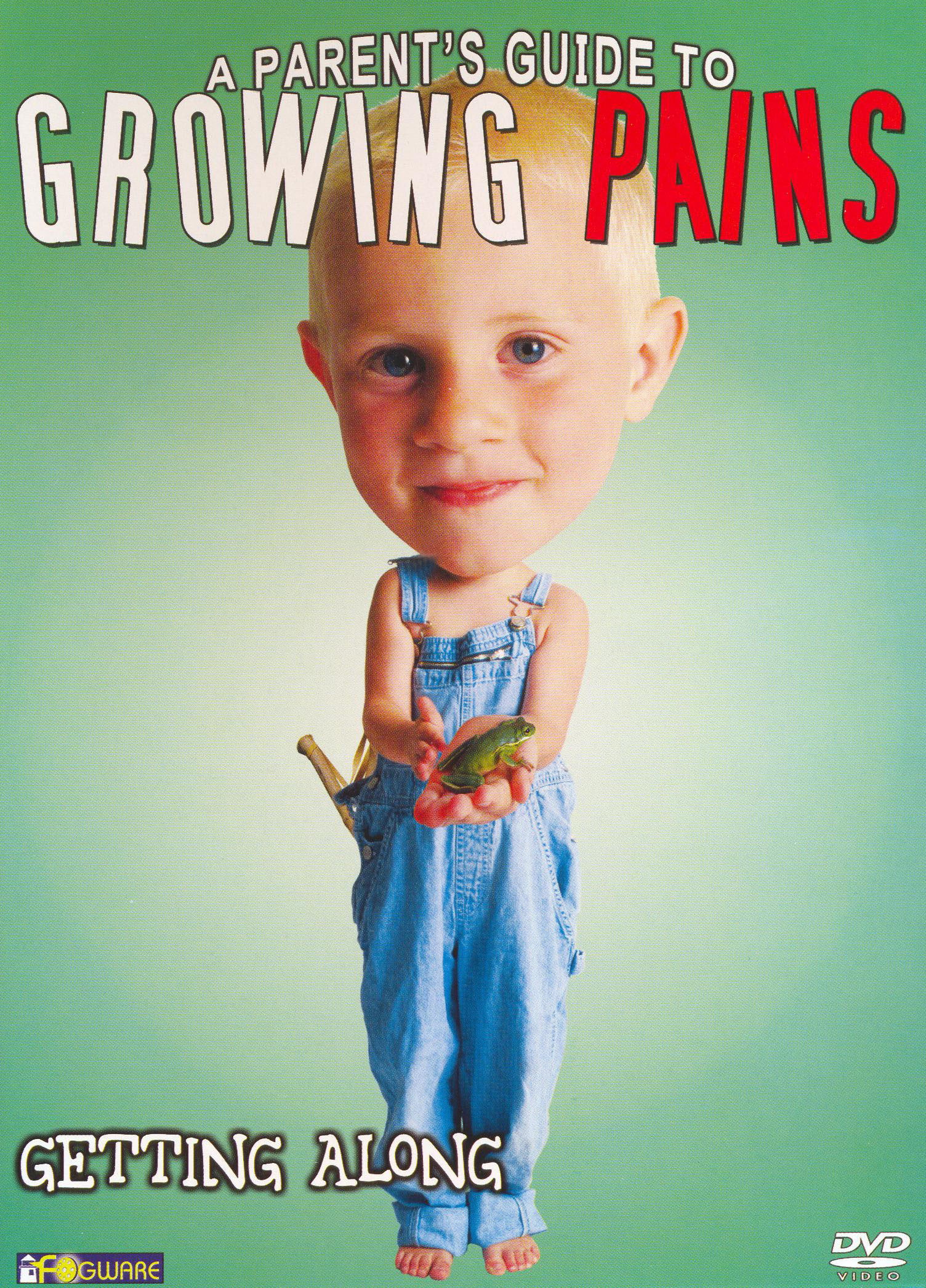 A Parent's Guide to Growing Pains: Getting Along