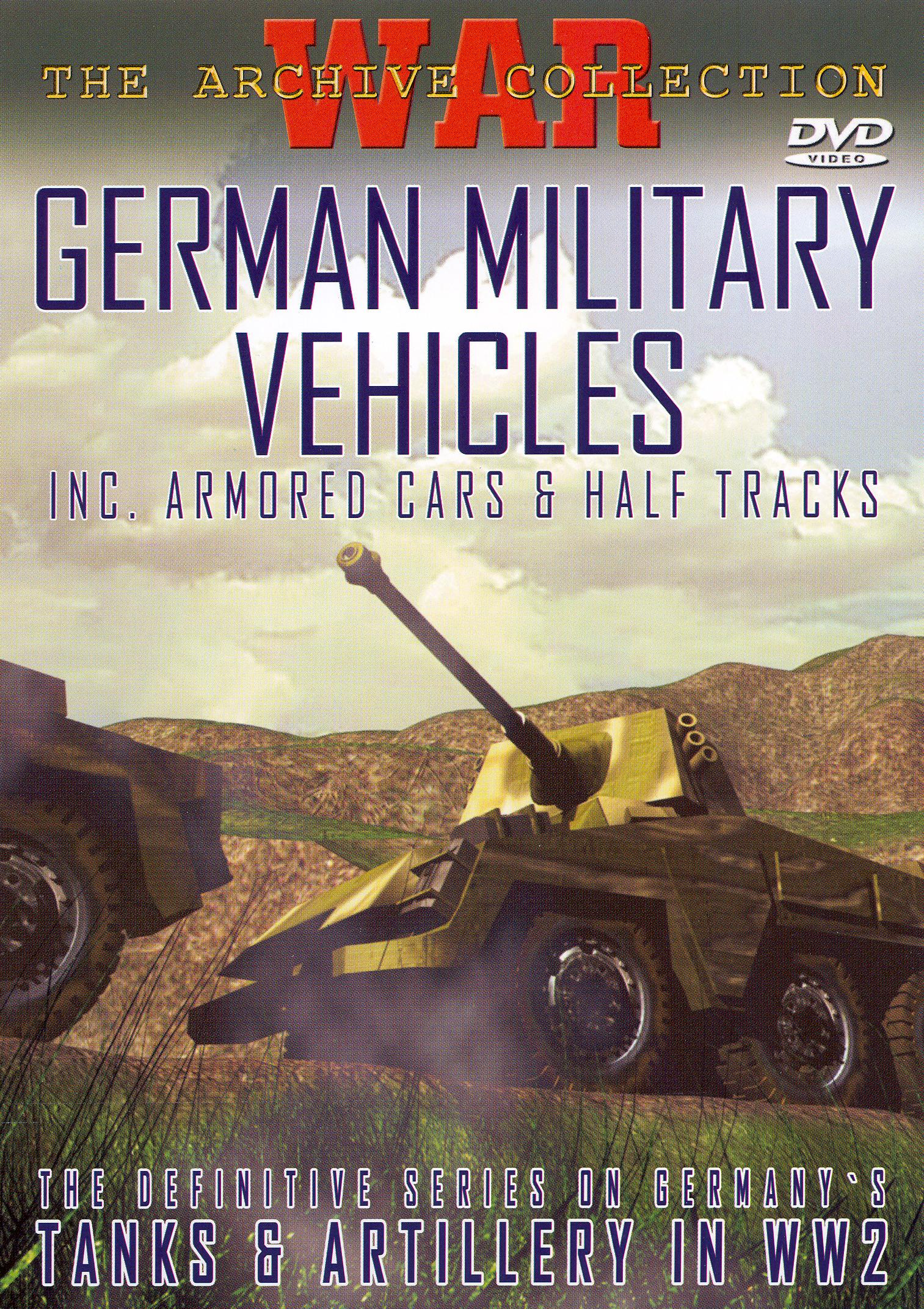 German Military Vehicles
