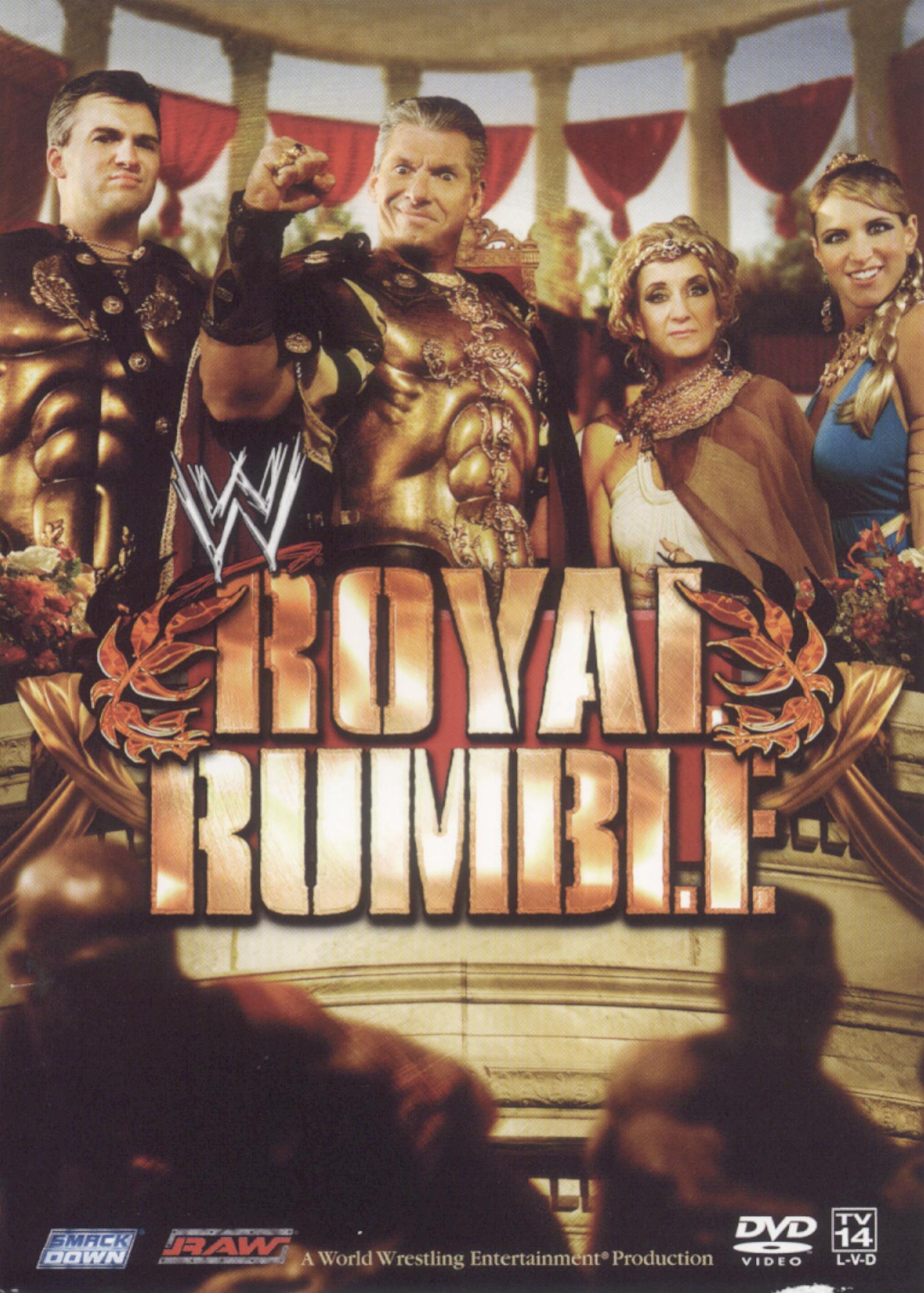 WWE: Royal Rumble 2006