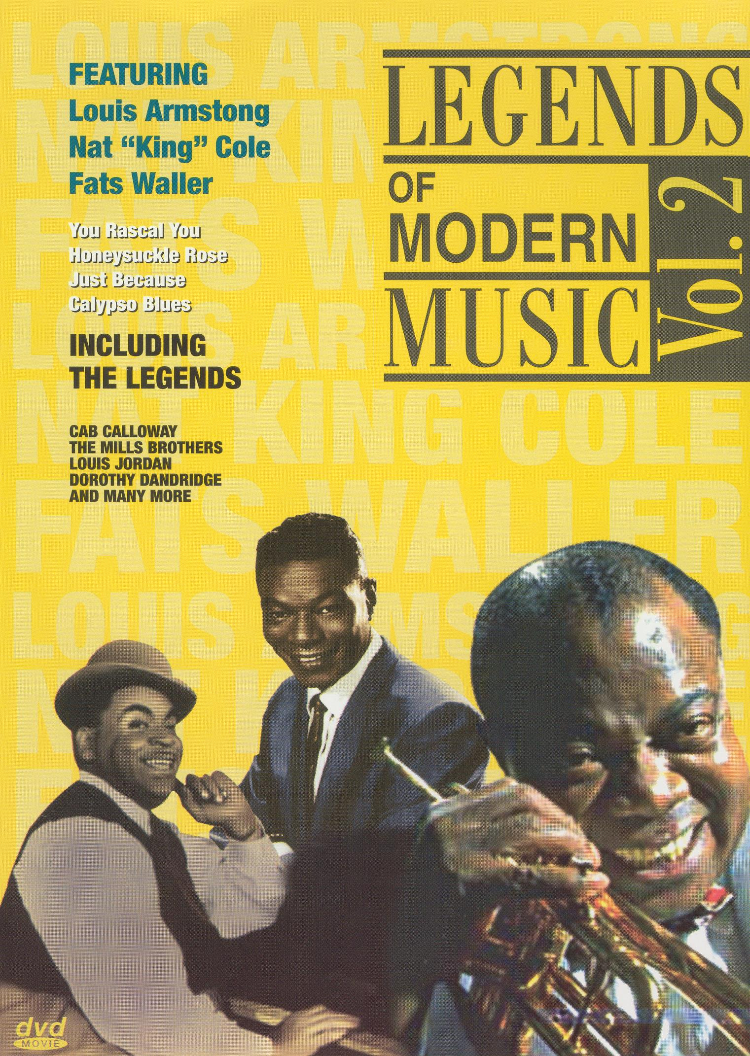 Legends of Modern Music, Vol. 2