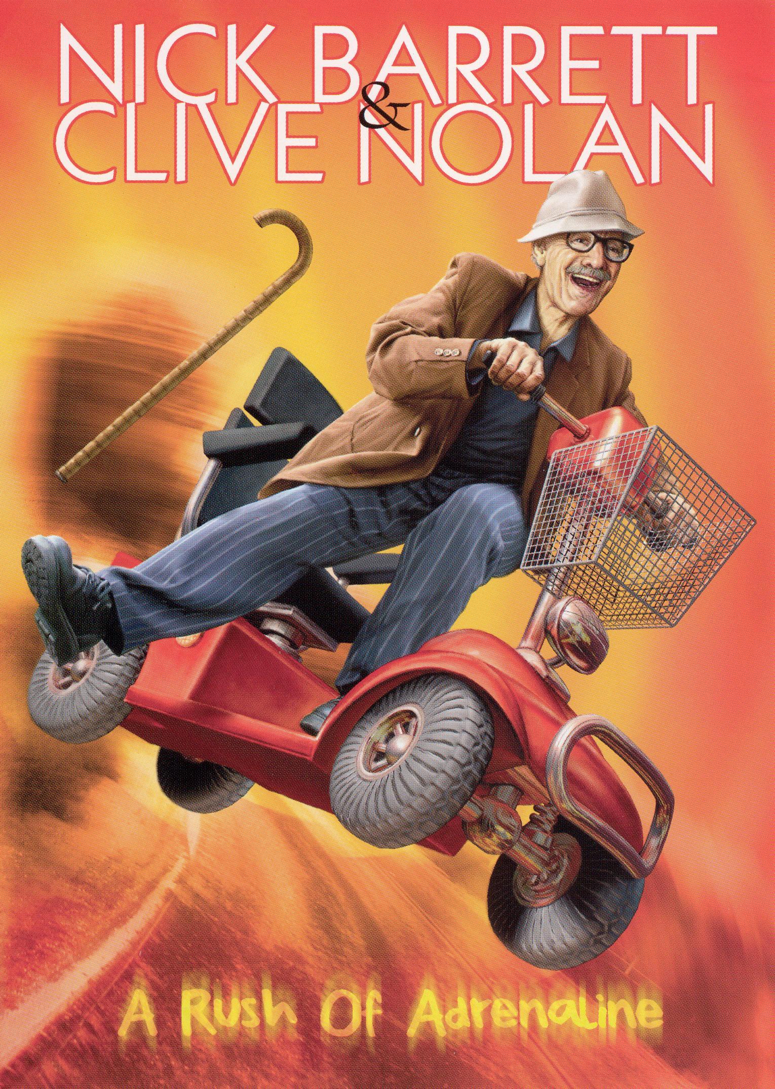 Nick Barrett/Clive Nolan: A Rush of Adrenaline