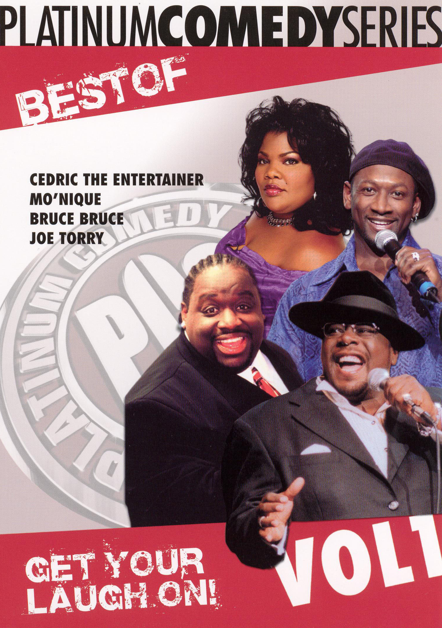 Platinum Comedy Series: Best of, Vol. 1
