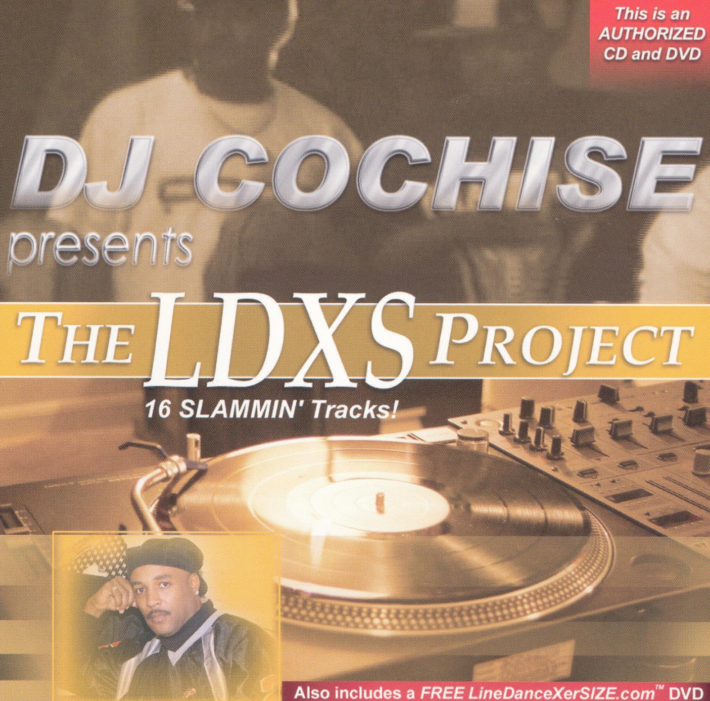 DJ Cochise: LineDanceXerSIZE.com