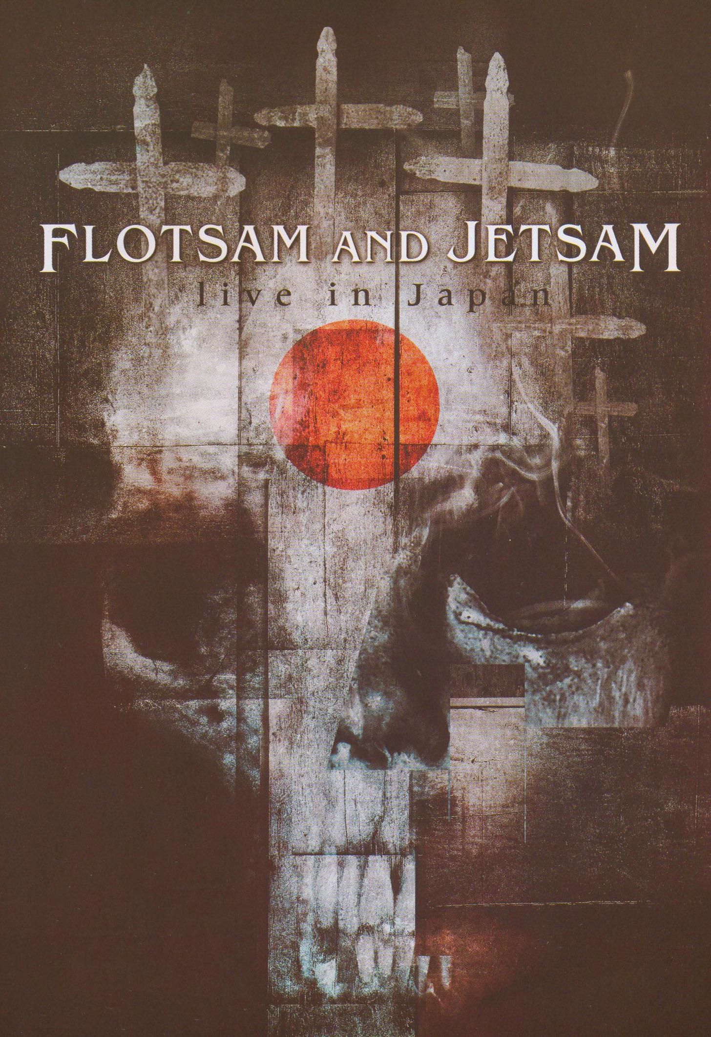 Flotsam and Jetsam: Live in Japan