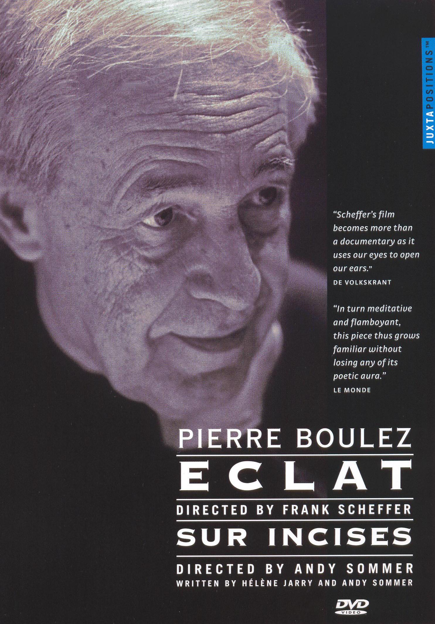 Boulez: Sur Incises