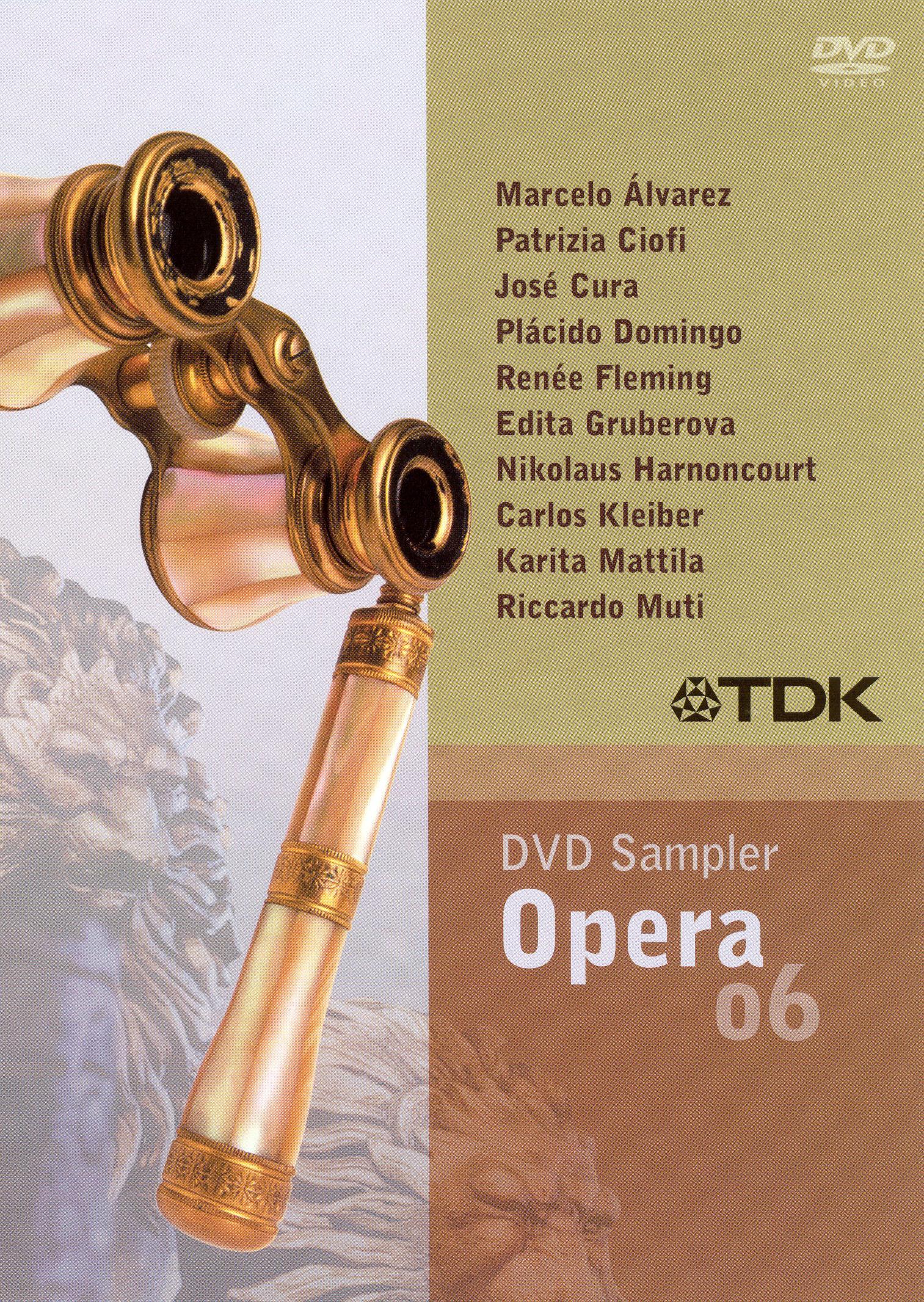 DVD Sampler Opera 06