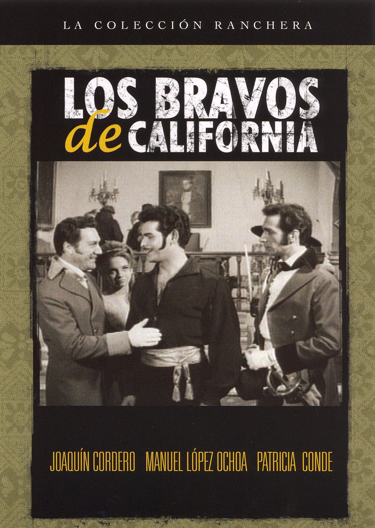 Las Bravos de California