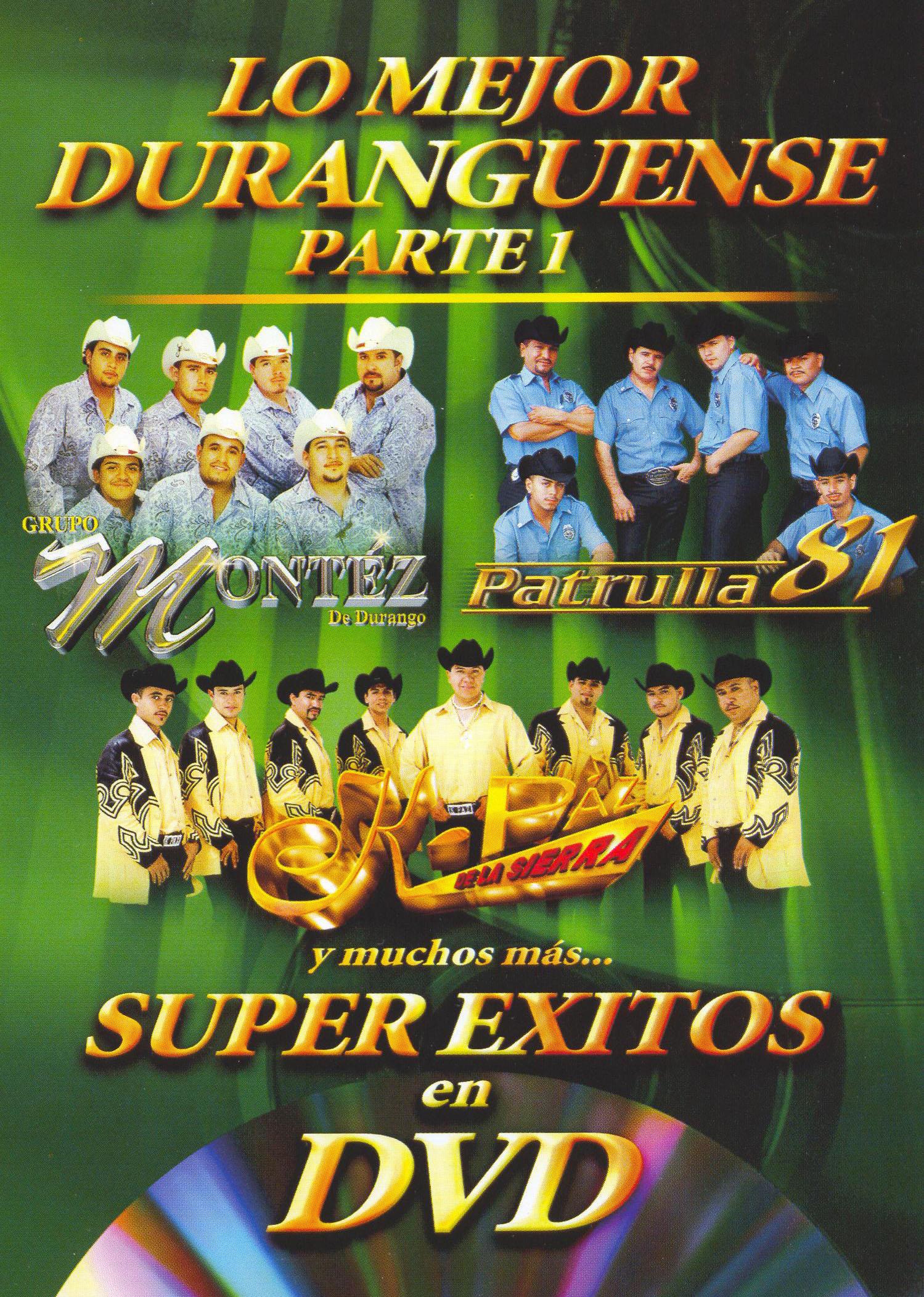 Super Exitos en DVD: Duranguense