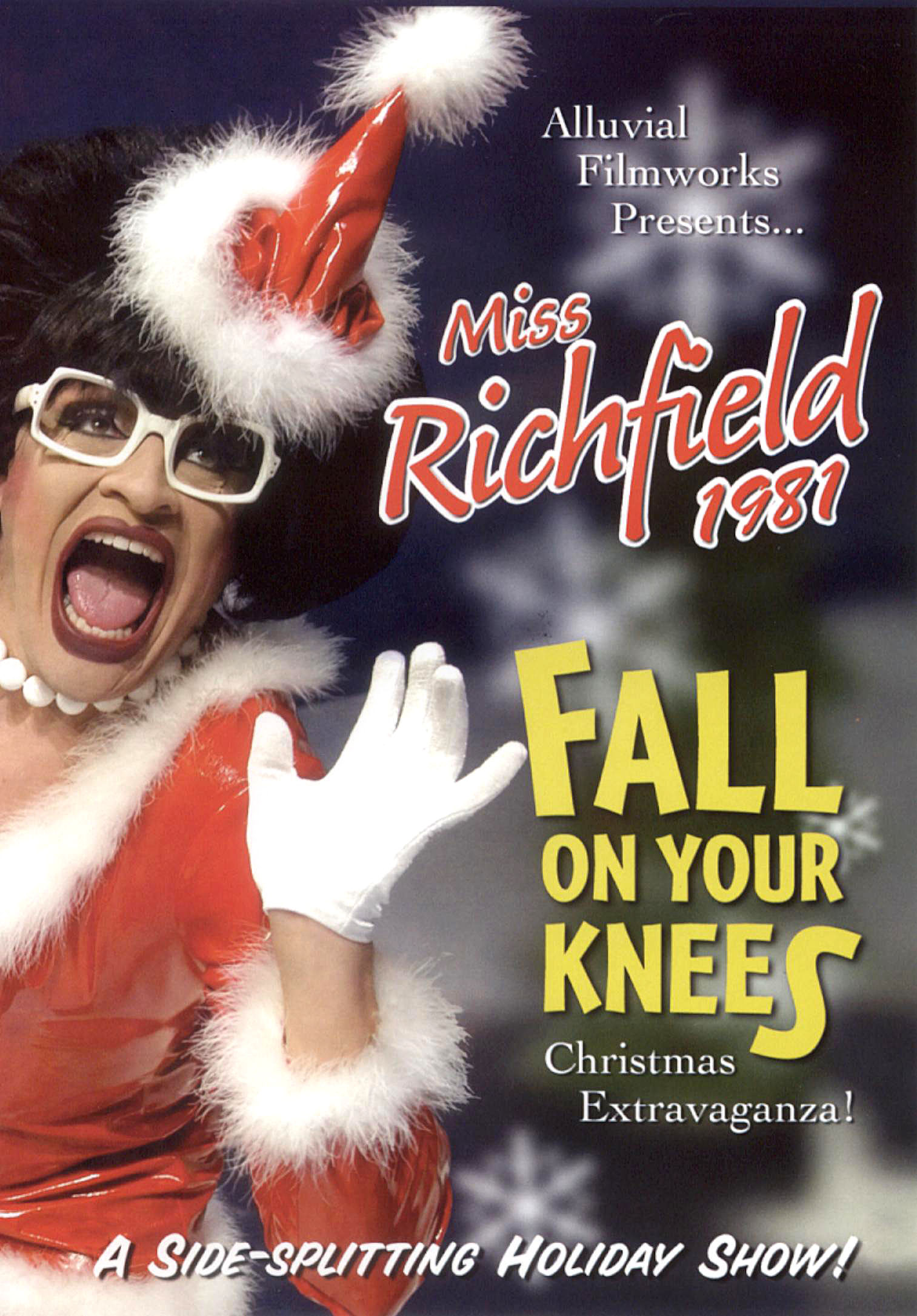 Miss Richfield 1981: Fall On Your Knees - Christmas Extravaganza