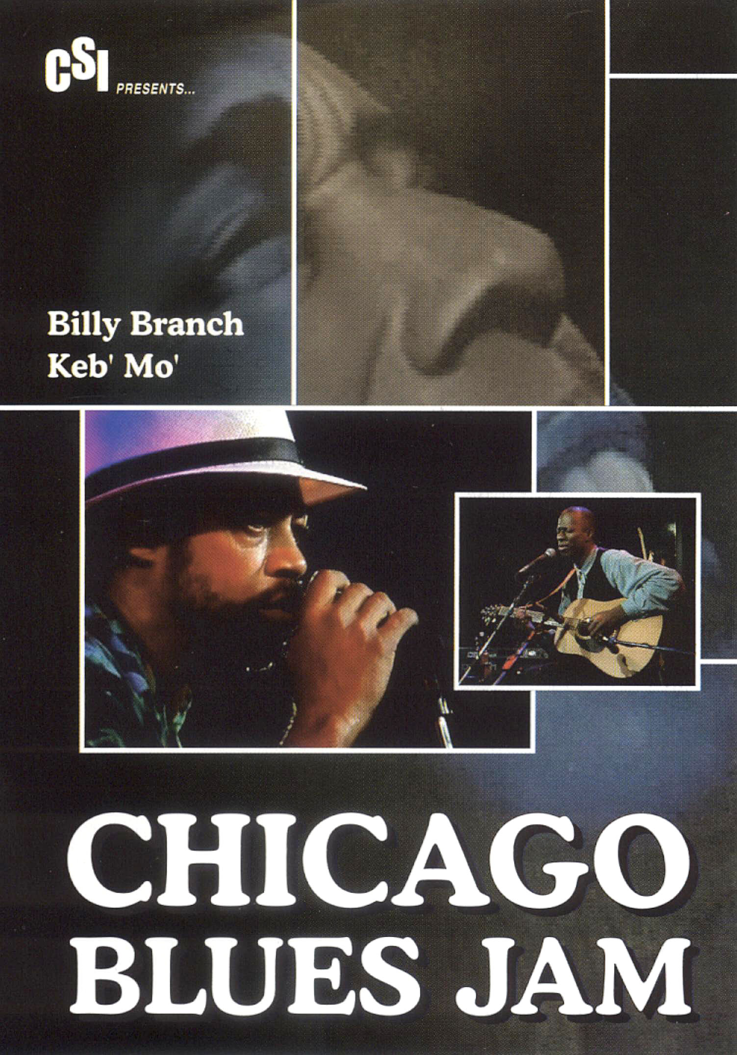 Chicago Blues Jam: Billy Branch/Keb Mo