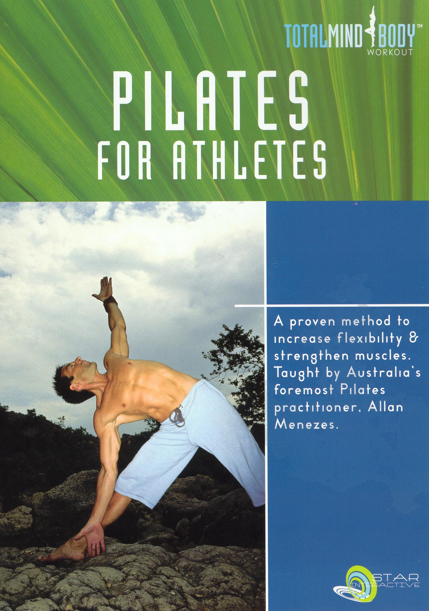 Pilates: For Athletes