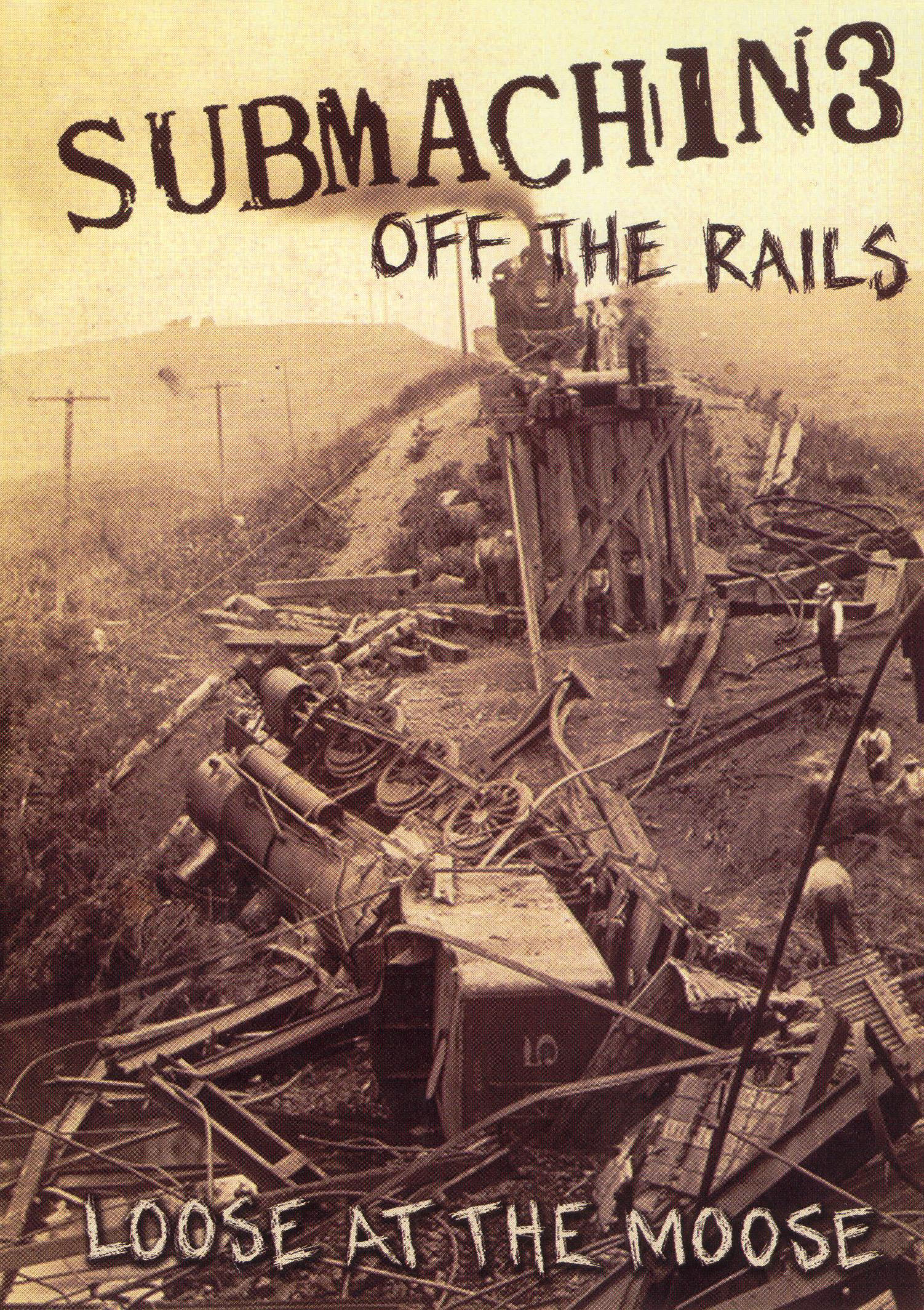 Submachine: Off the Rails - Loose at the Moose
