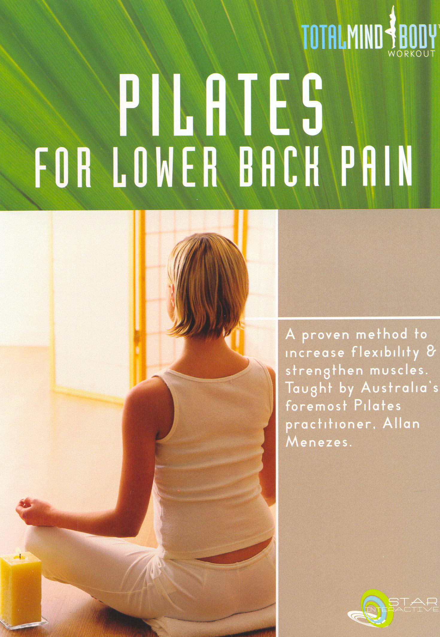 Pilates: For Lower Back Pain