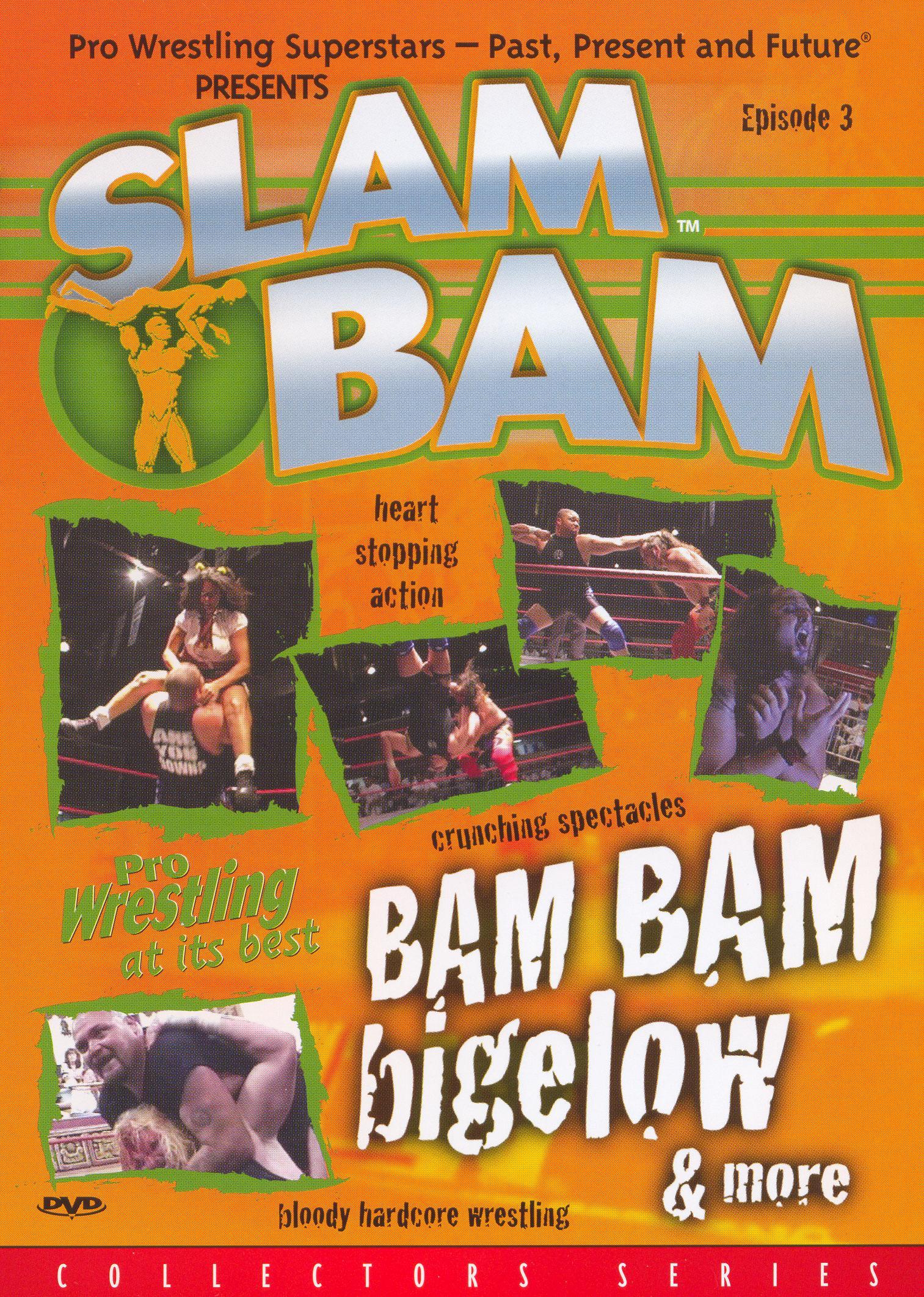 Slam Bam, Vol. 2: Bam Bam Bigelow and More