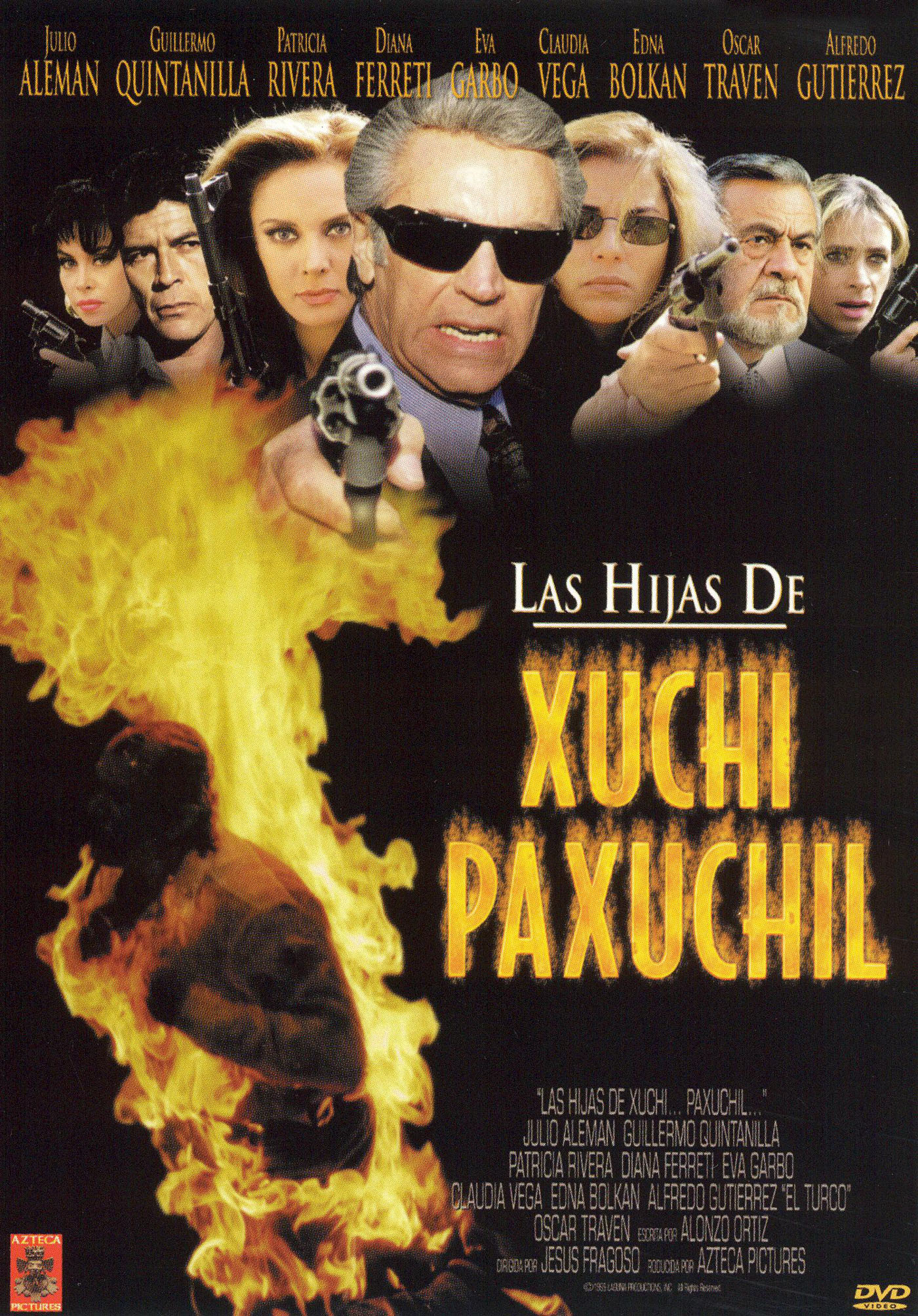 Las Hijas de Xuchi...Paxuchil