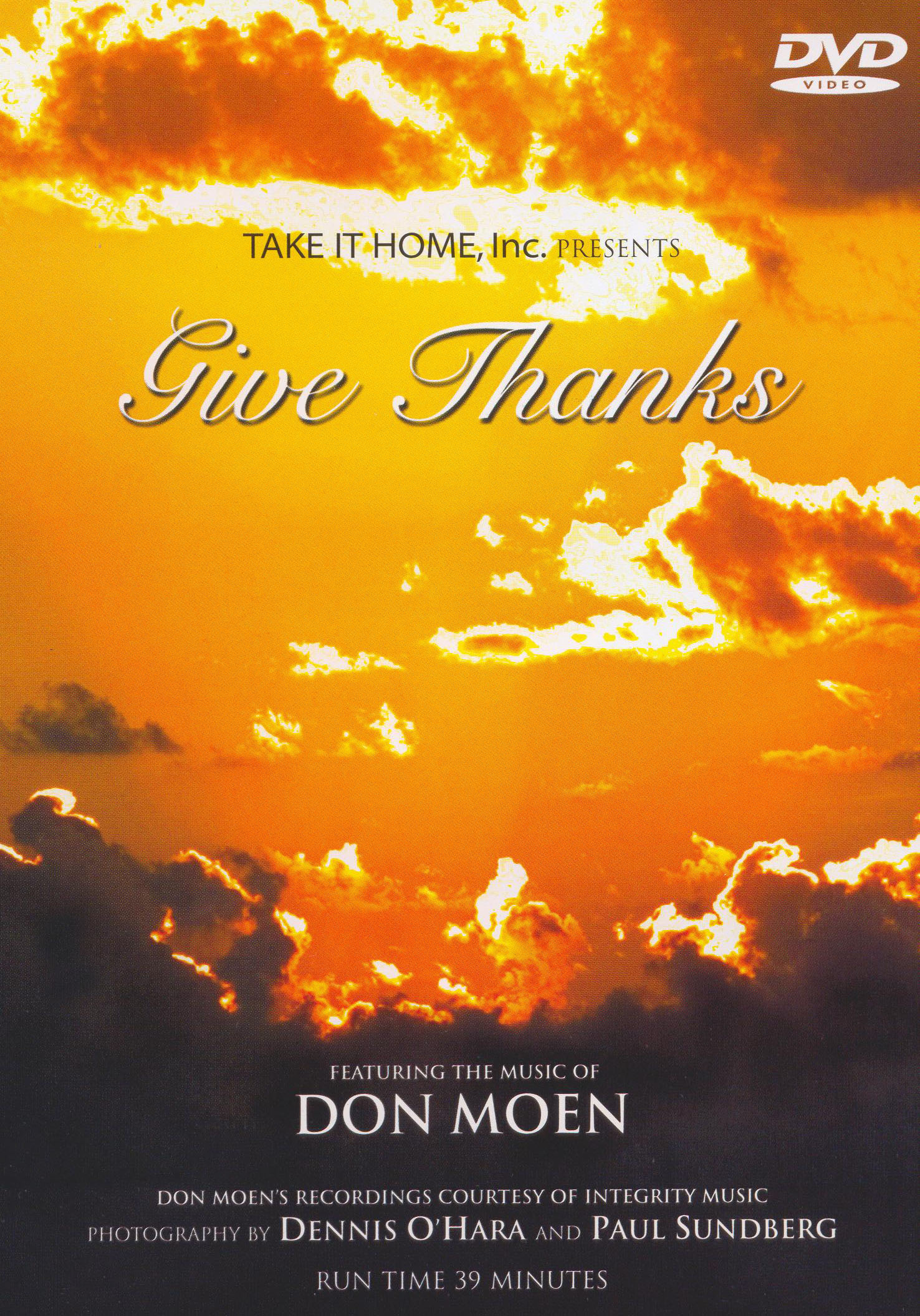 Paul Sundberg/Don Moen/Dennis O'Hara: Give Thanks