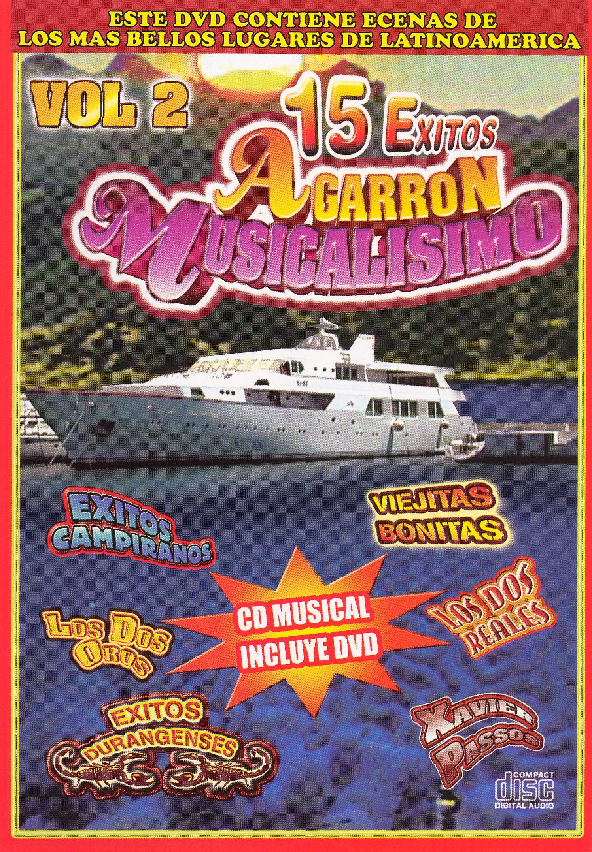 15 Exitos Agarron Musicalisimovol, Vol. 2