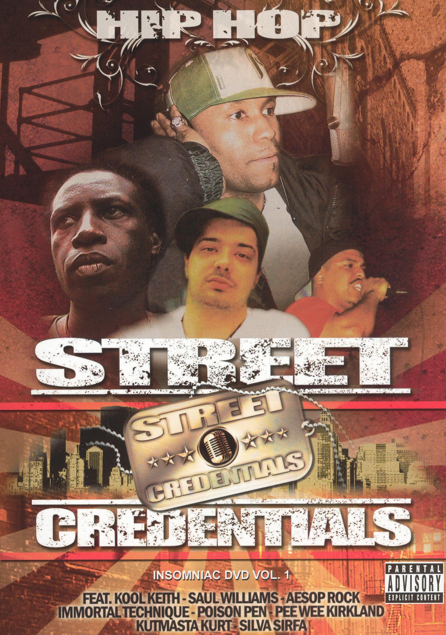 Hip Hop Street Credentials