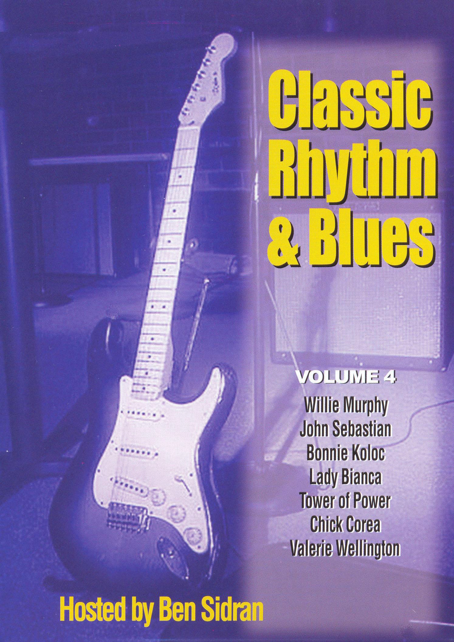 Classic Rhythm and Blues, Vol. 4